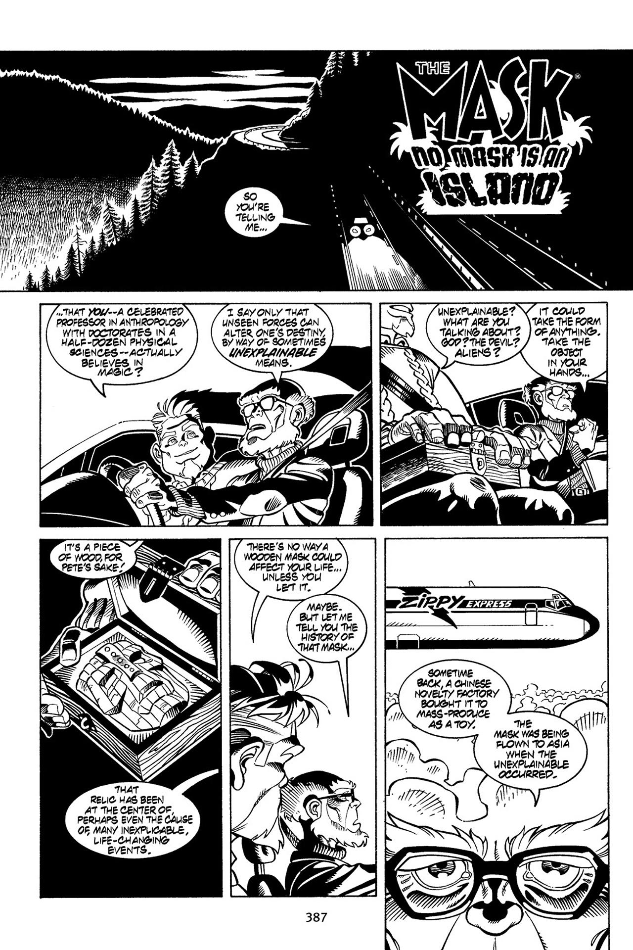 Read online Adventures Of The Mask Omnibus comic -  Issue #Adventures Of The Mask Omnibus Full - 386