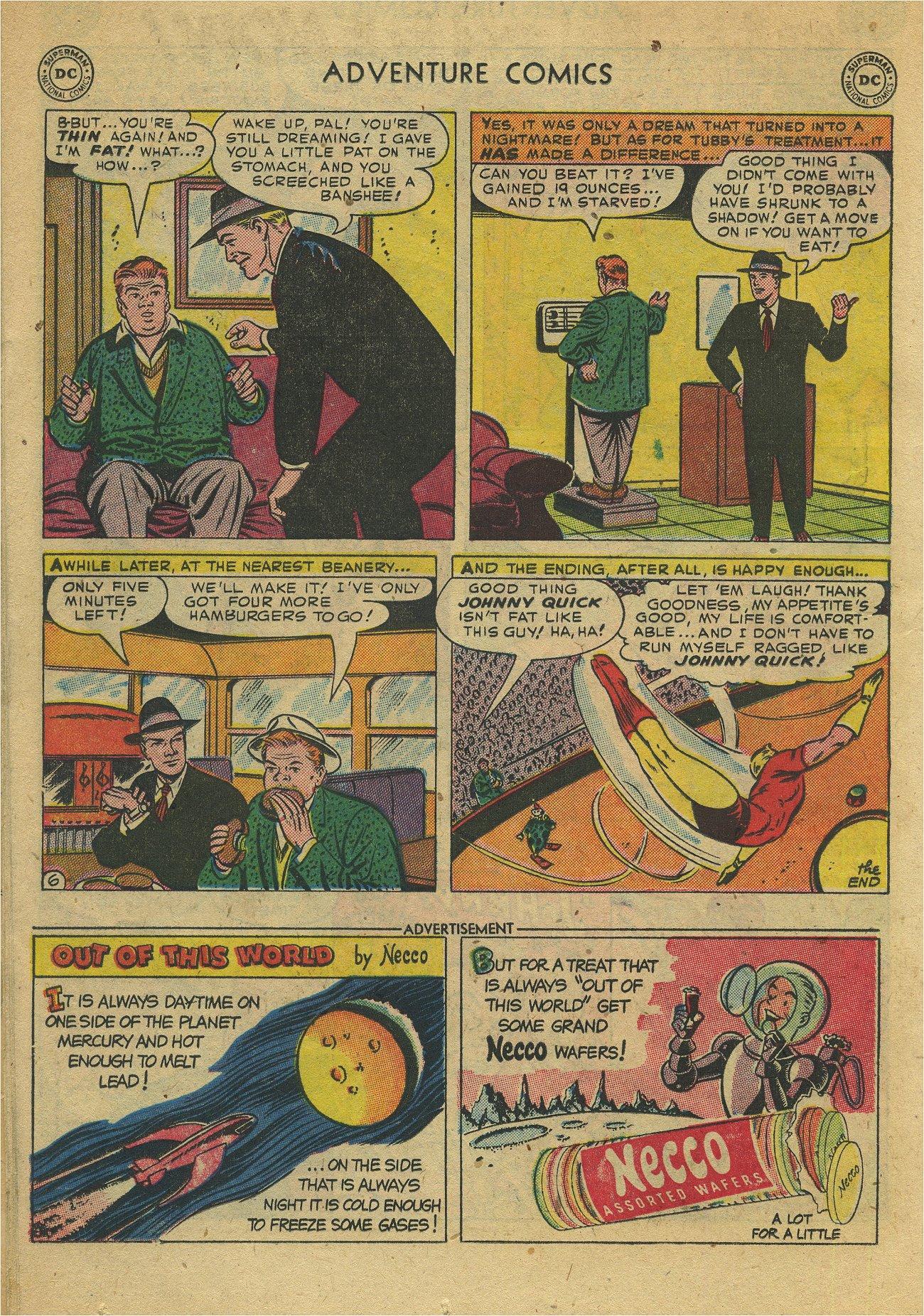 Read online Adventure Comics (1938) comic -  Issue #171 - 20