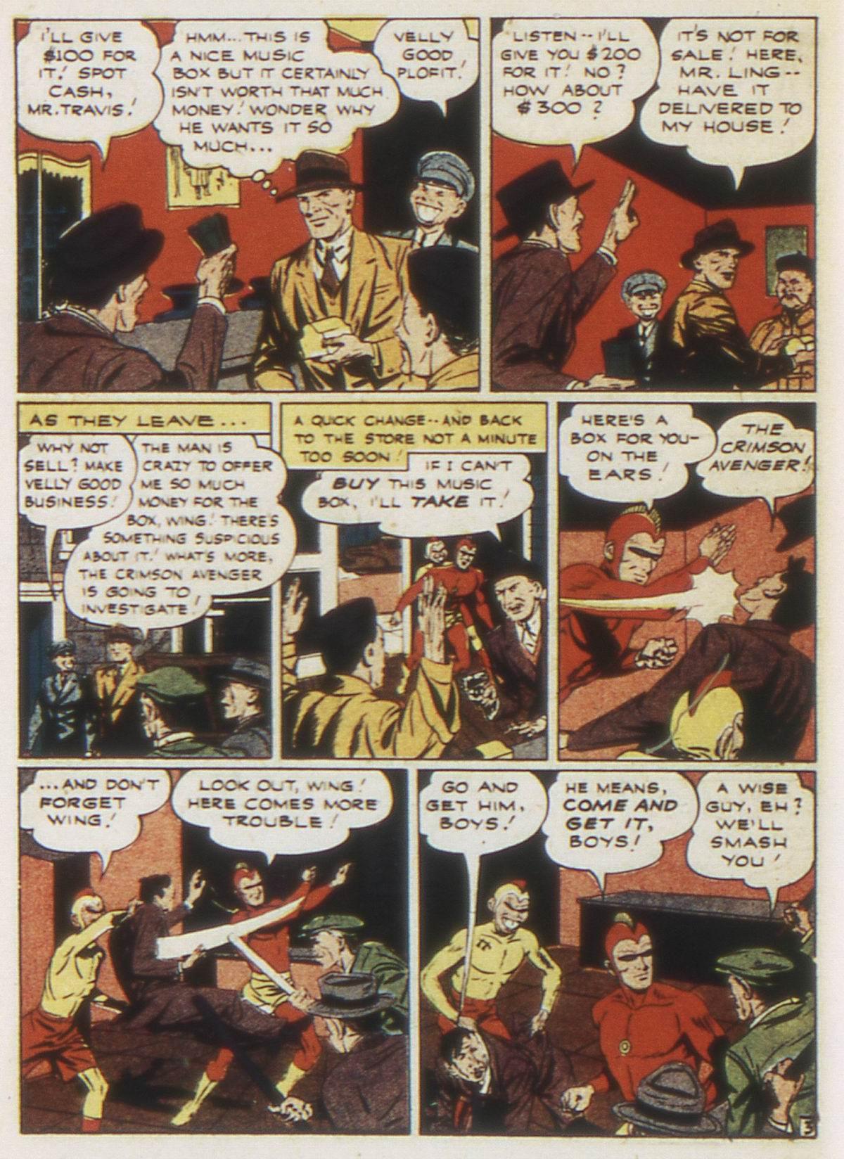 Read online Detective Comics (1937) comic -  Issue #87 - 32