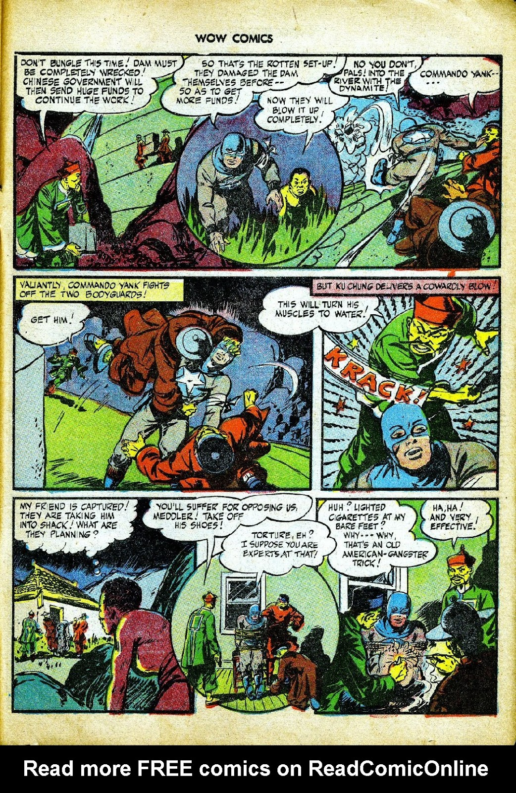 Wow Comics issue 57 - Page 47