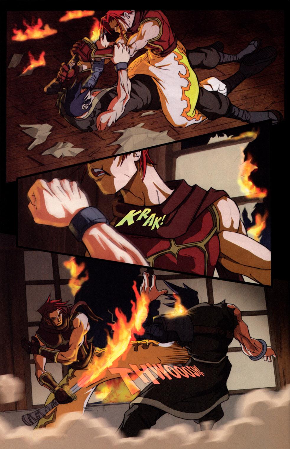 Read online Shidima comic -  Issue #7 - 10