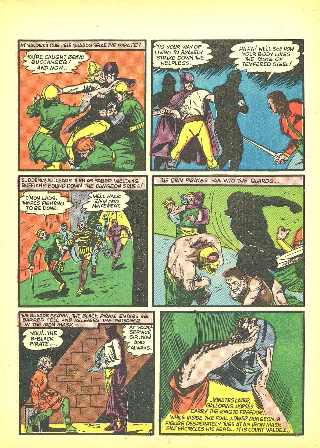 Read online Sensation (Mystery) Comics comic -  Issue #4 - 21