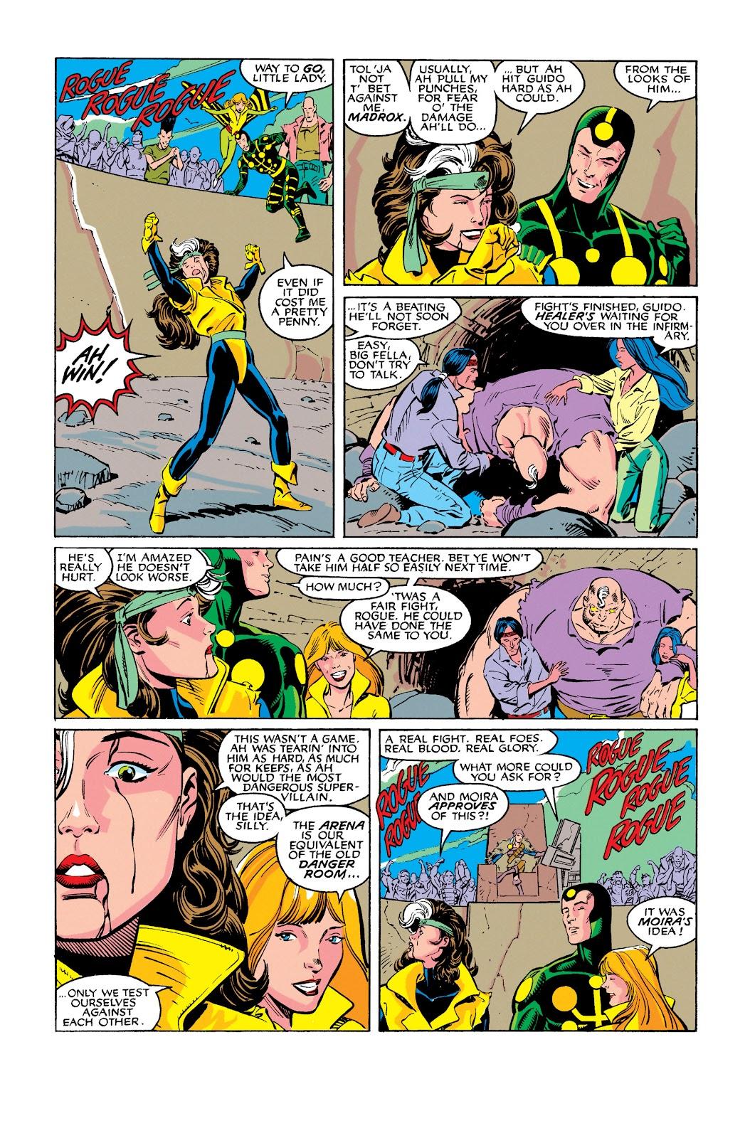 Uncanny X-Men (1963) issue 278 - Page 11