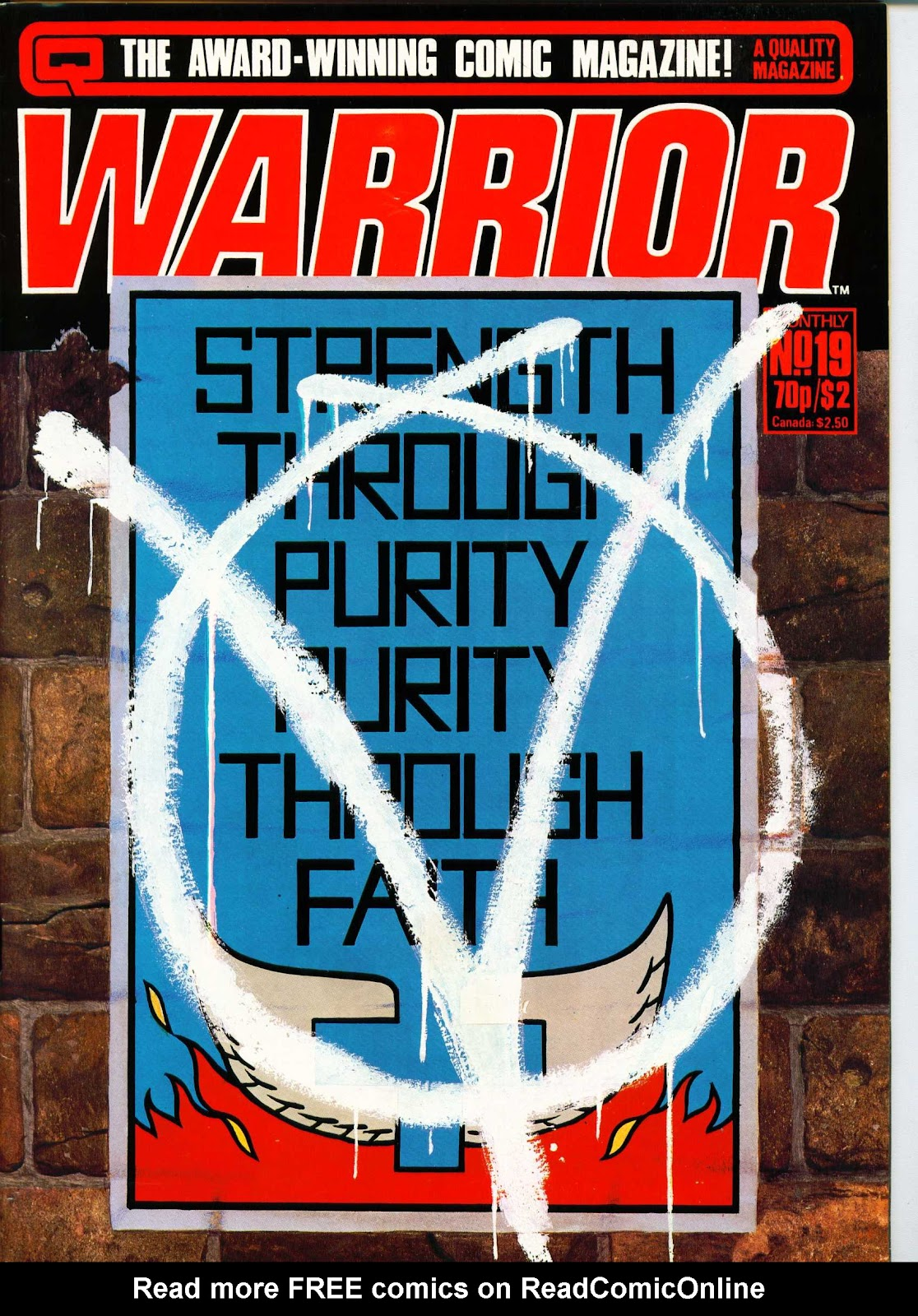 Warrior Issue #19 #20 - English 1