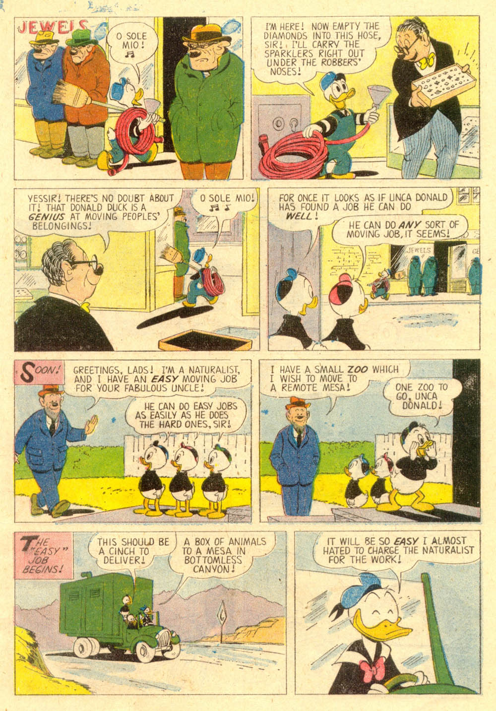 Walt Disney's Comics and Stories issue 222 - Page 5