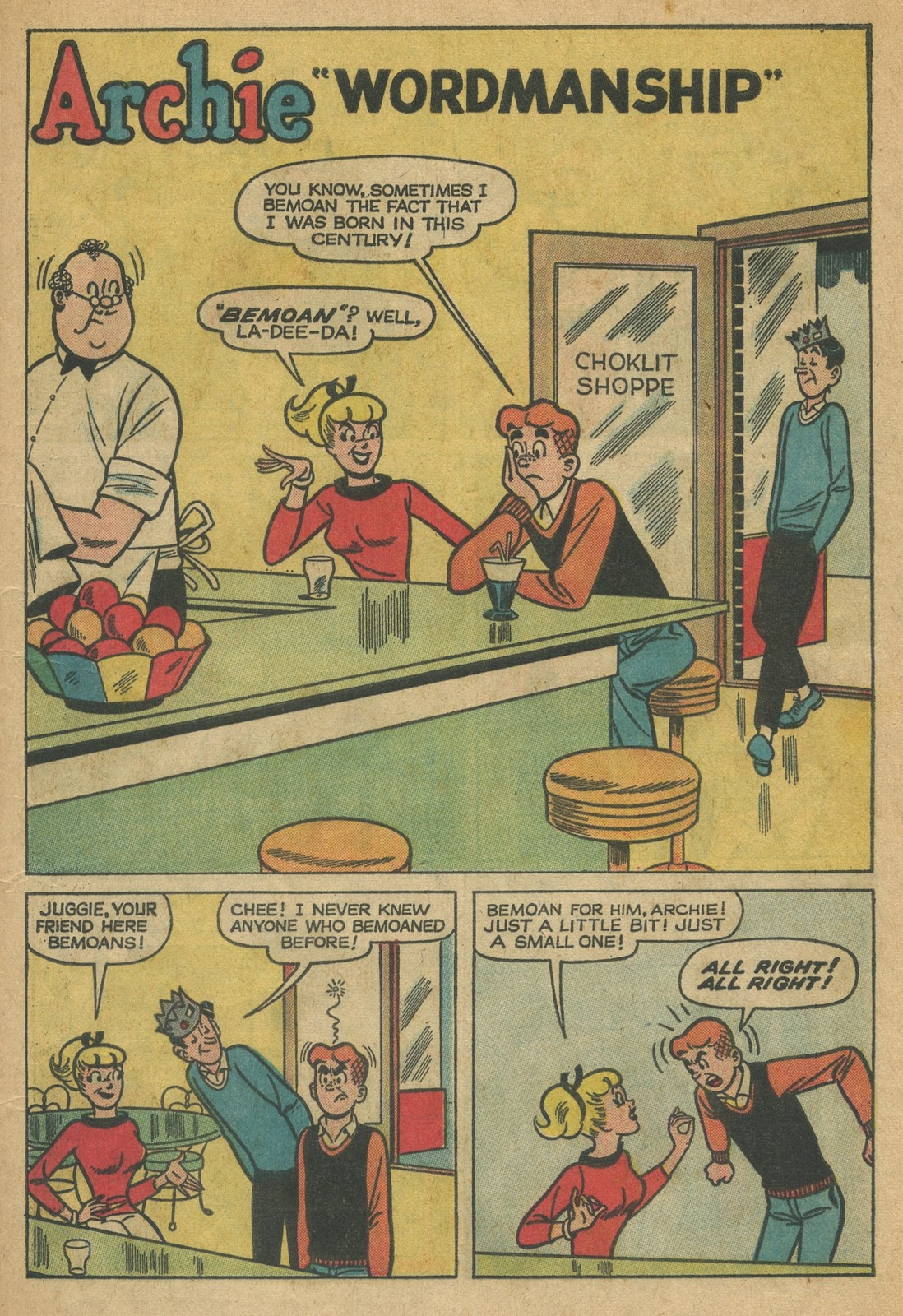 Read online Archie (1960) comic -  Issue #152 - 13