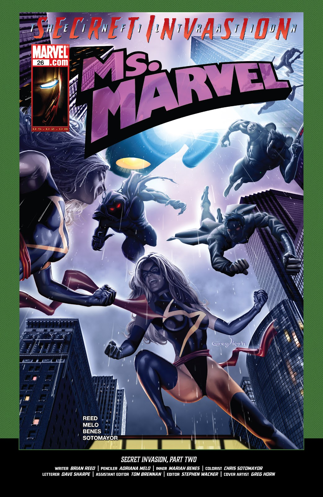 Read online Secret Invasion: Rise of the Skrulls comic -  Issue # TPB (Part 5) - 13