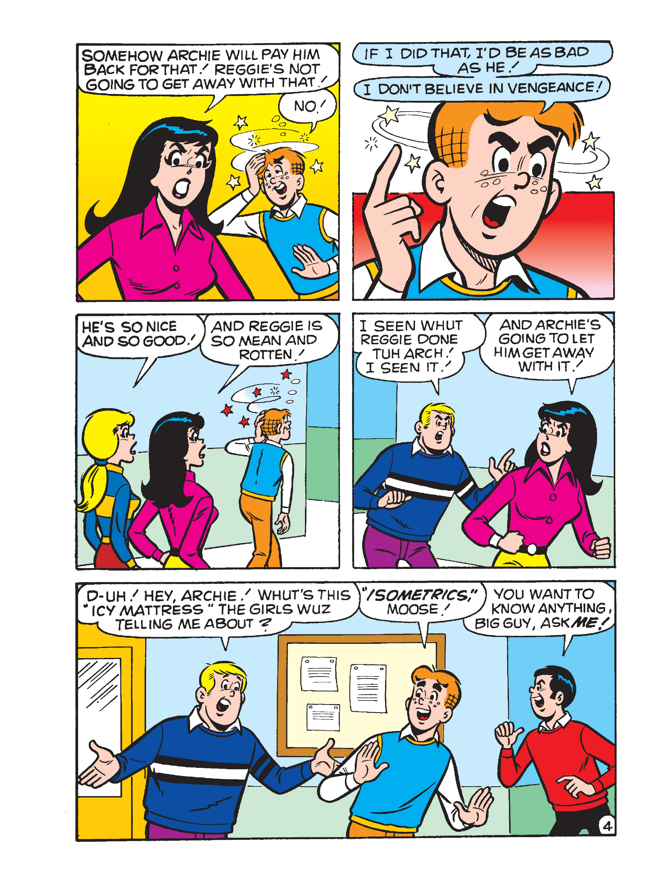 Read online Archie's Funhouse Double Digest comic -  Issue #15 - 106