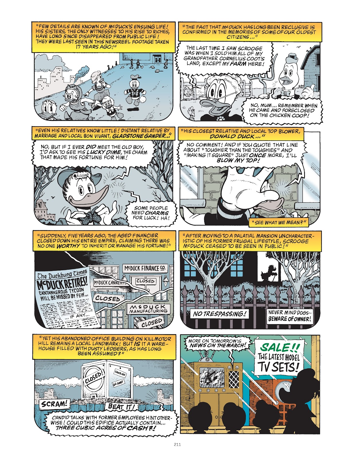 Read online The Complete Life and Times of Scrooge McDuck comic -  Issue # TPB 1 (Part 2) - 104