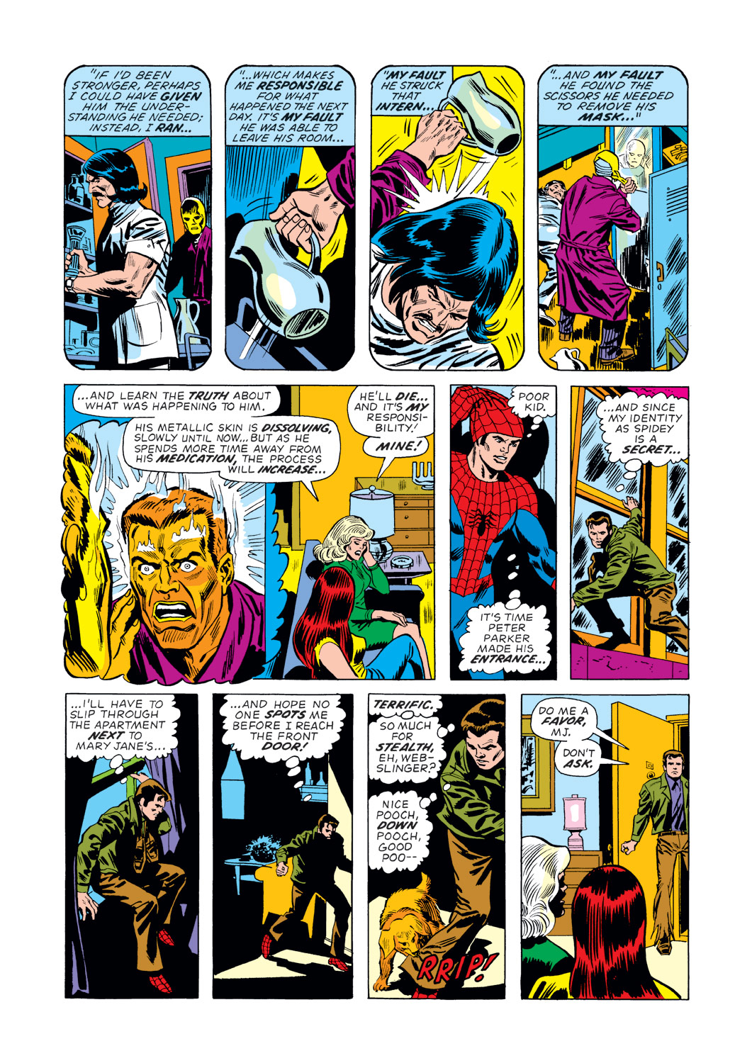 The Amazing Spider-Man (1963) 133 Page 8