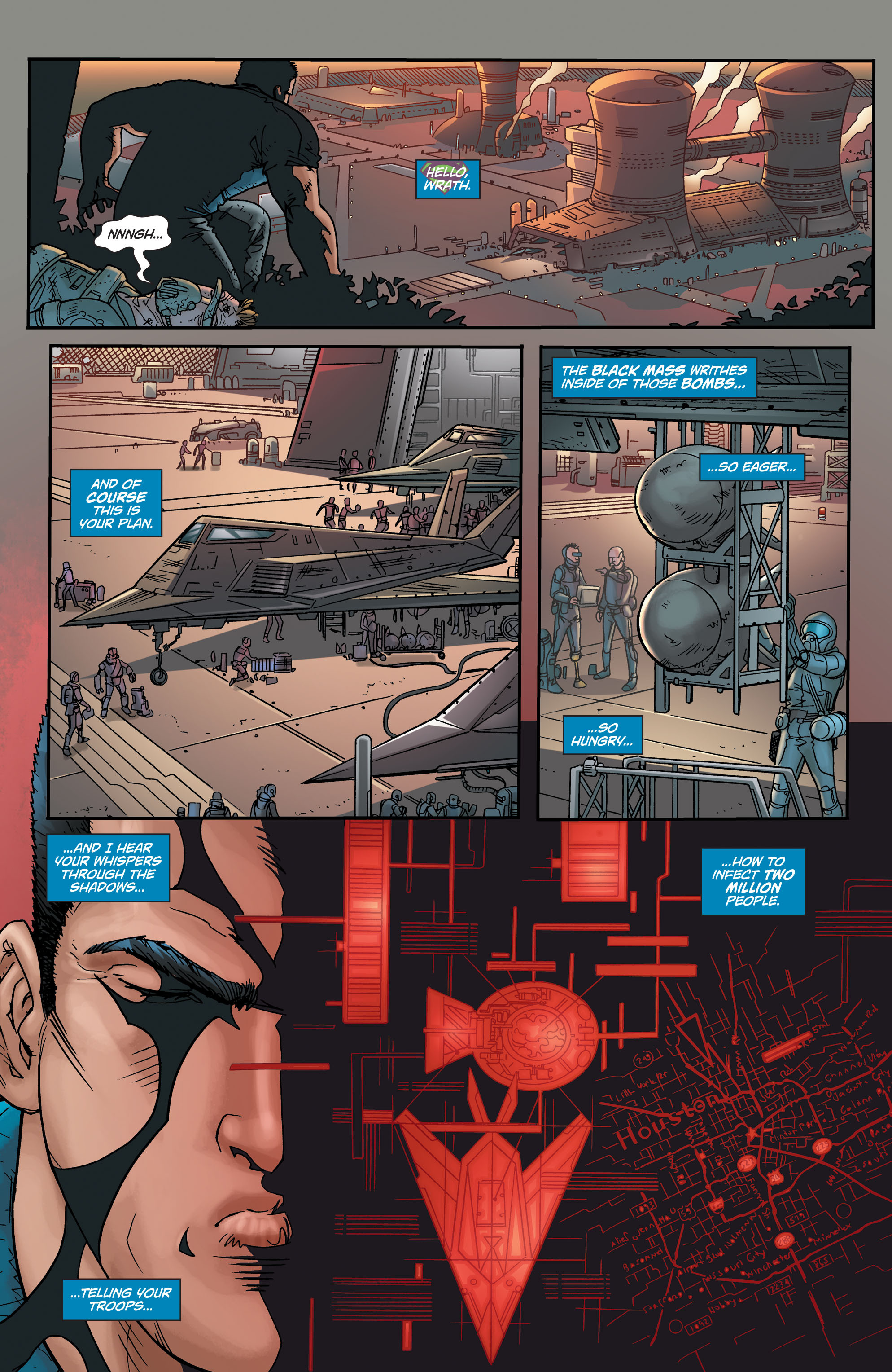 Read online Action Comics (2011) comic -  Issue #46 - 16