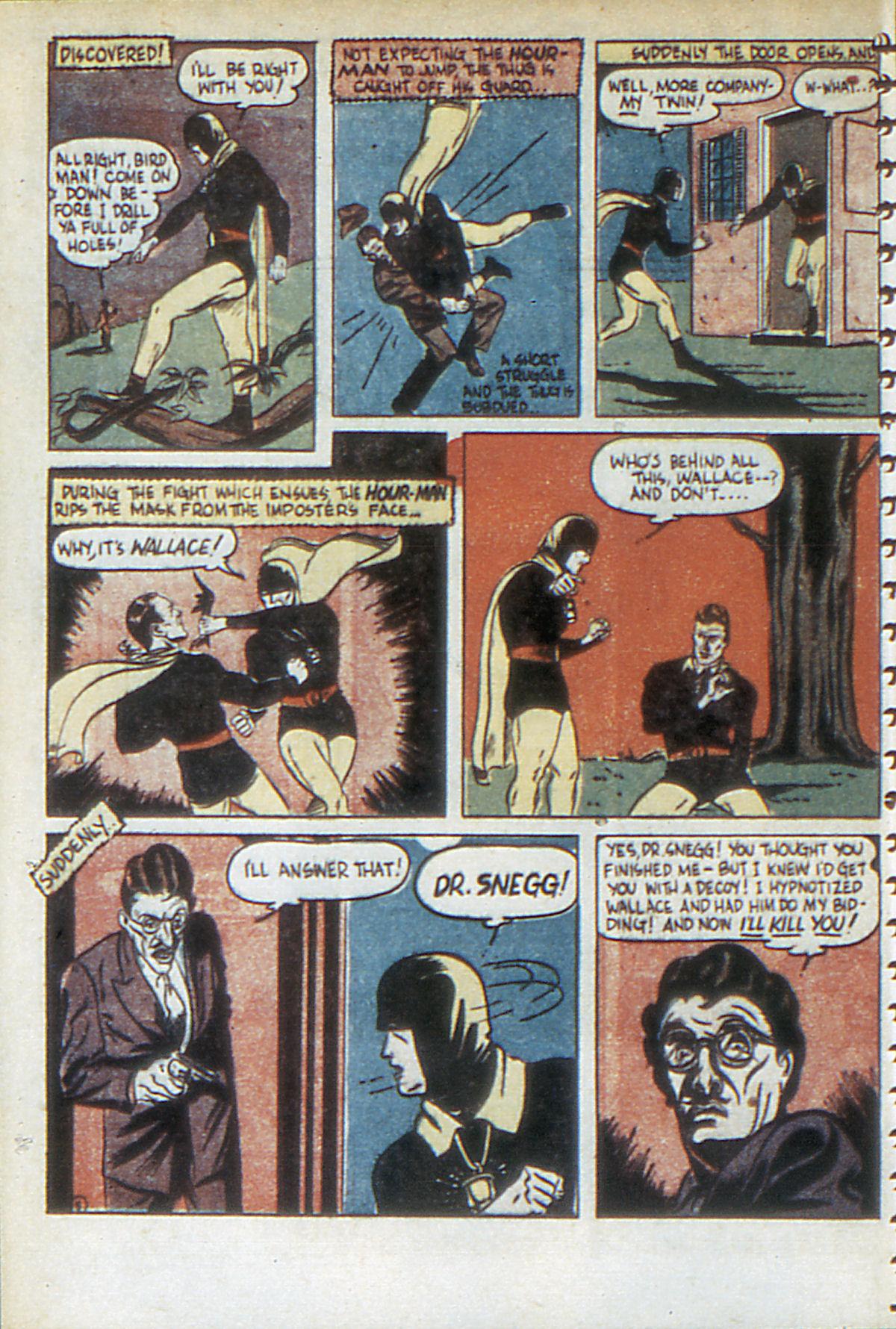 Read online Adventure Comics (1938) comic -  Issue #52 - 64