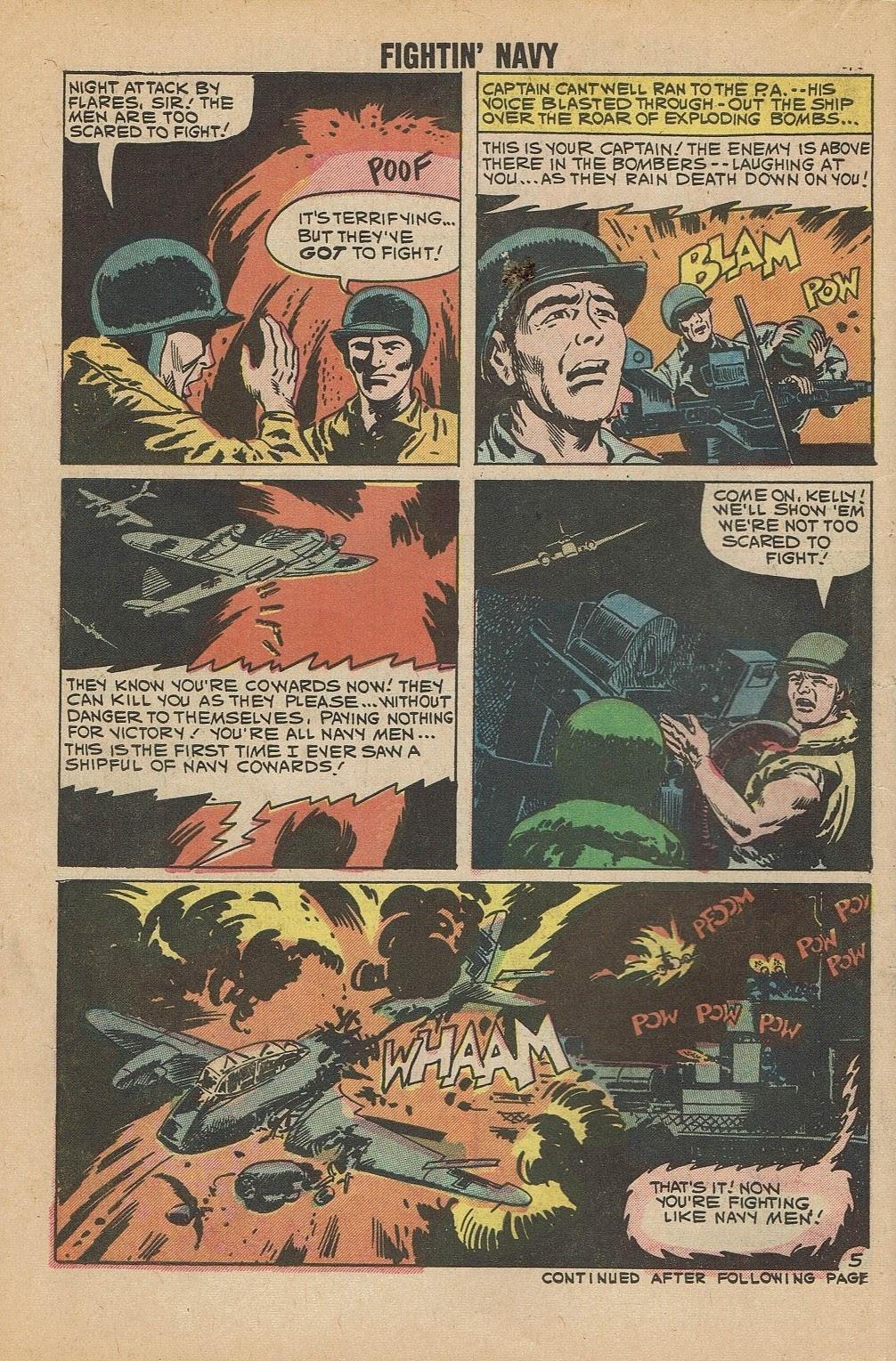 Read online Fightin' Navy comic -  Issue #95 - 30