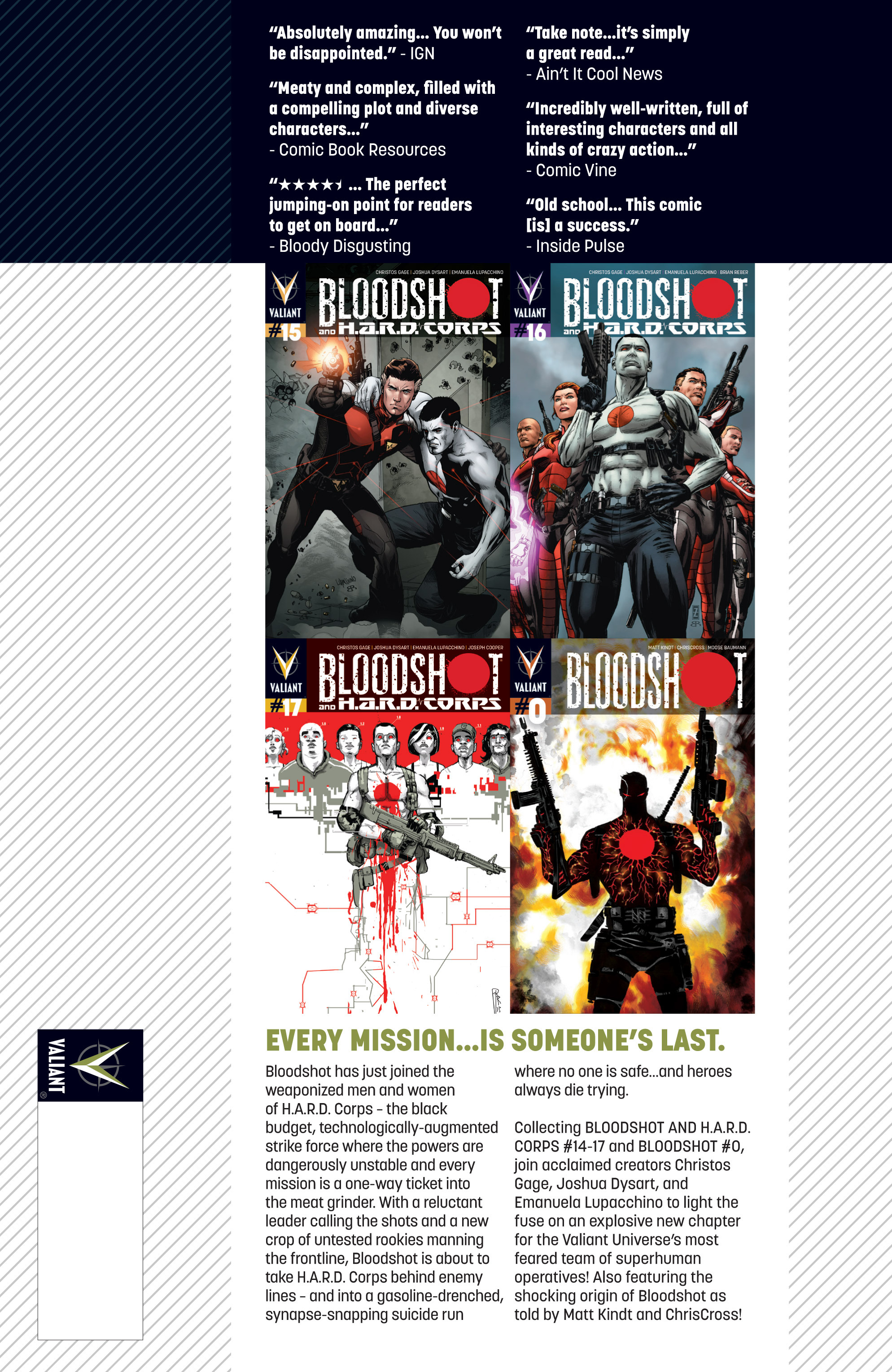Read online Bloodshot and H.A.R.D.Corps comic -  Issue # TPB 4 - 138