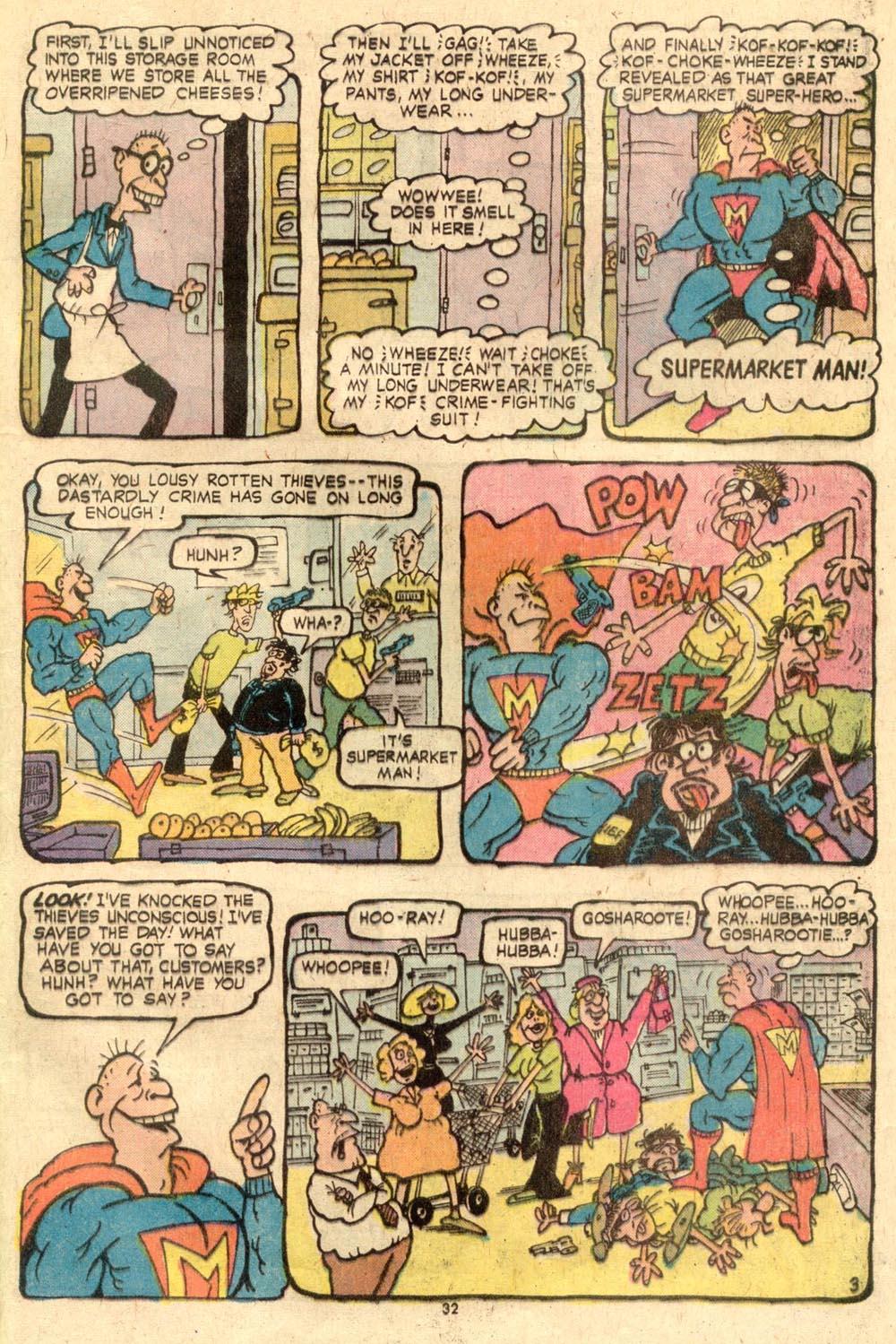 Read online Plop! comic -  Issue #8 - 33