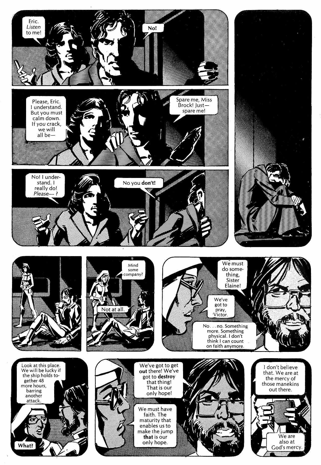 Read online Star*Reach comic -  Issue #11 - 15