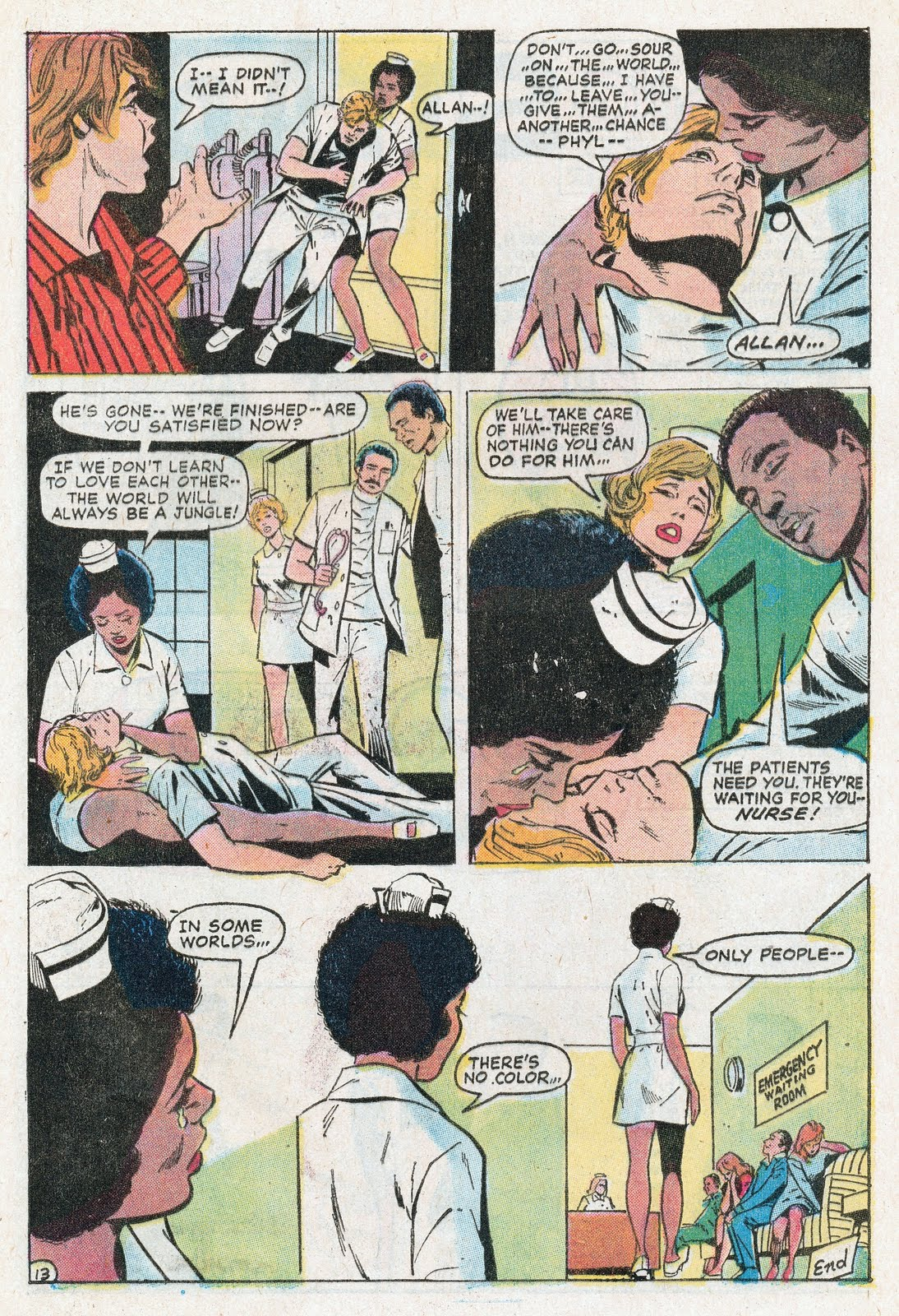 Young Romance issue 194 - Page 14