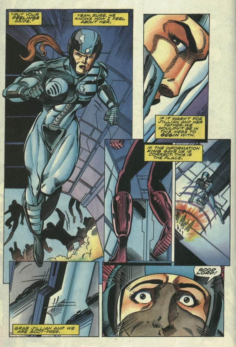 Read online Secret Weapons comic -  Issue #17 - 12