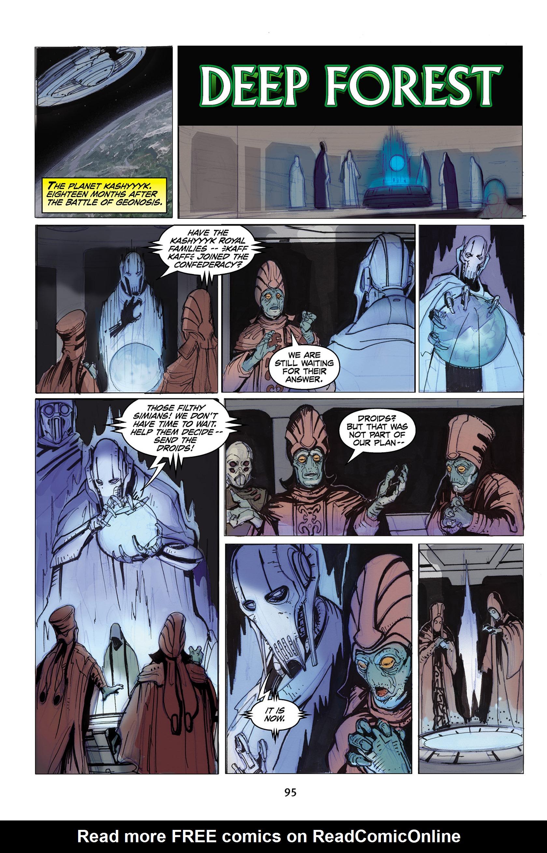 Read online Star Wars Omnibus comic -  Issue # Vol. 30 - 93