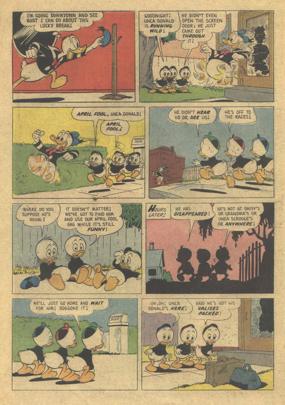 Walt Disney's Comics and Stories issue 380 - Page 6
