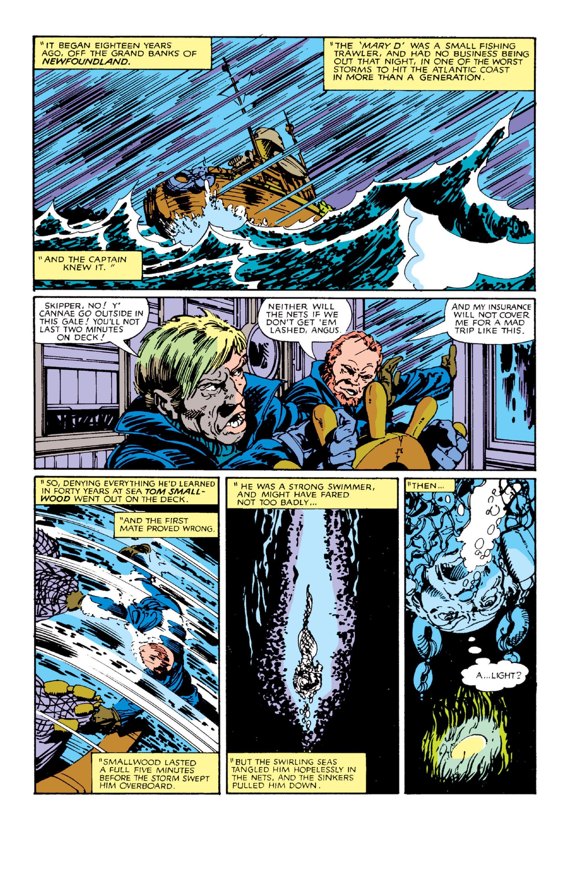 Read online Alpha Flight (1983) comic -  Issue #2 - 13