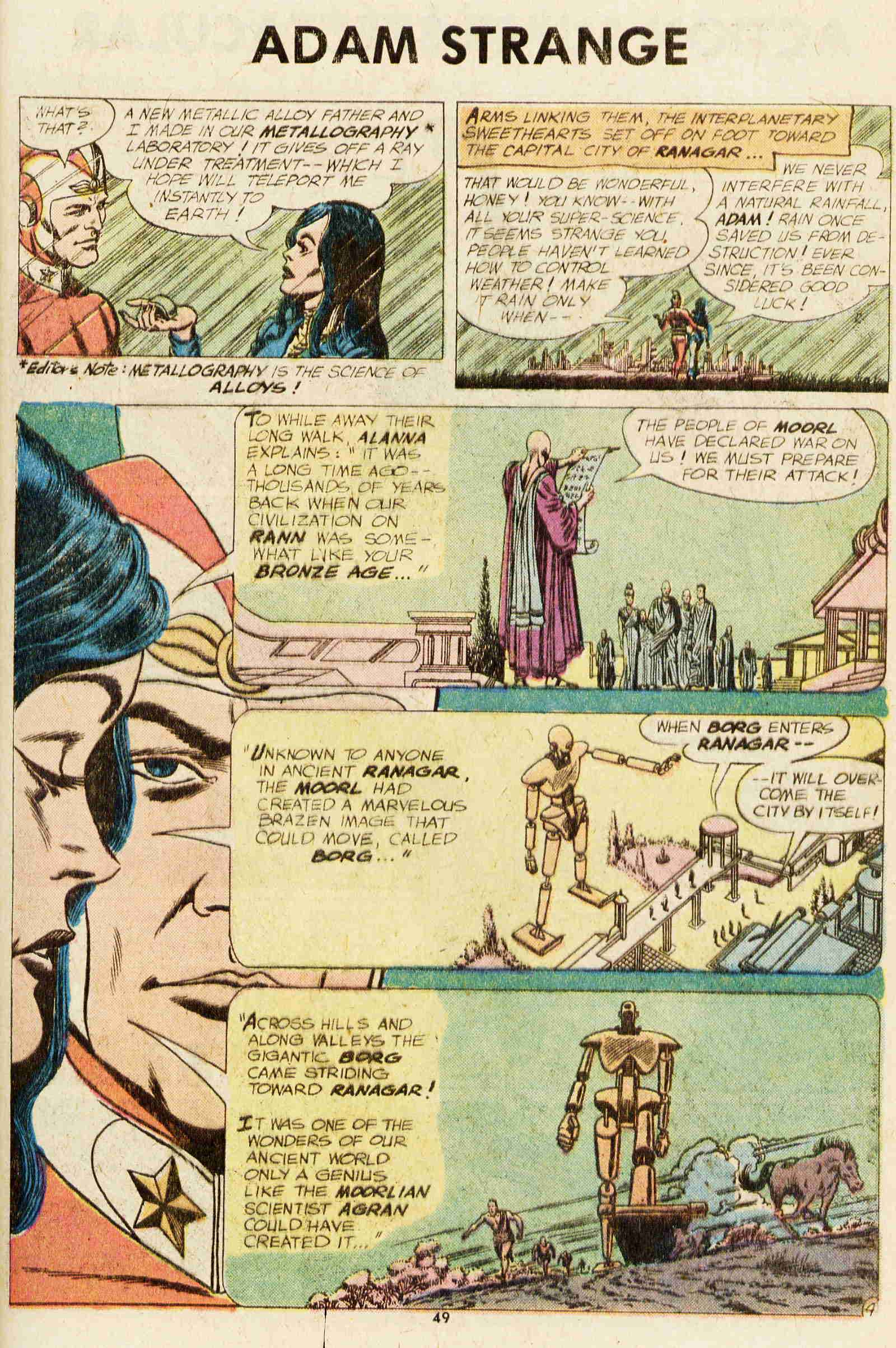Read online Action Comics (1938) comic -  Issue #437 - 42