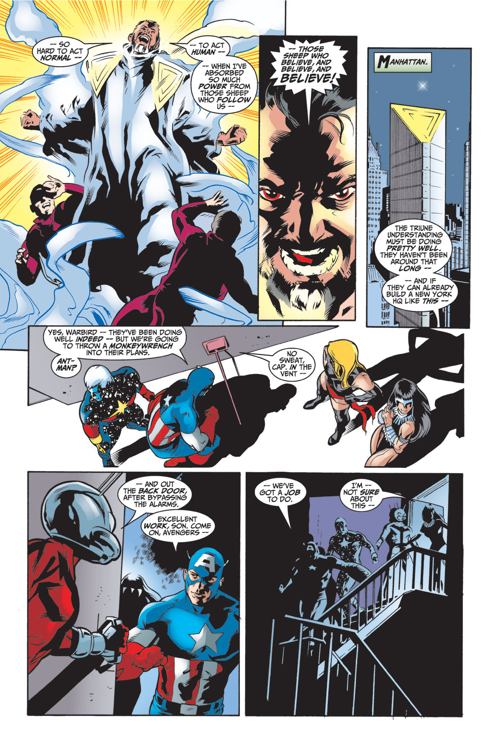 Read online Avengers (1998) comic -  Issue #26 - 11
