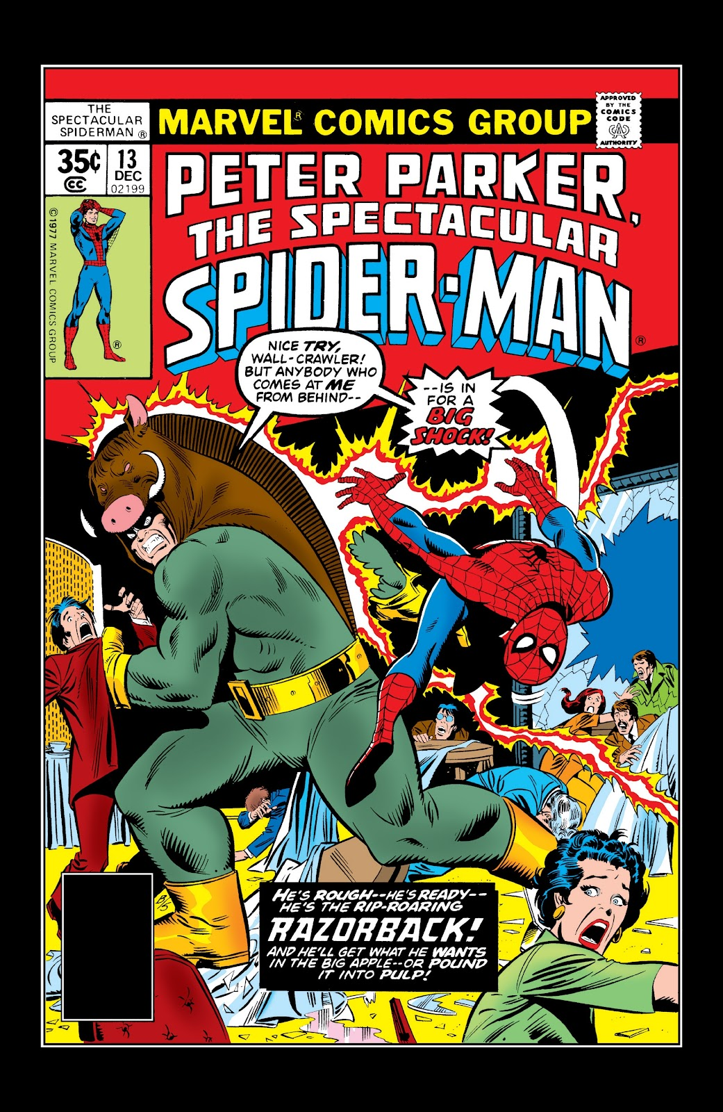 Read online Marvel Masterworks: The Spectacular Spider-Man comic -  Issue # TPB (Part 3) - 10