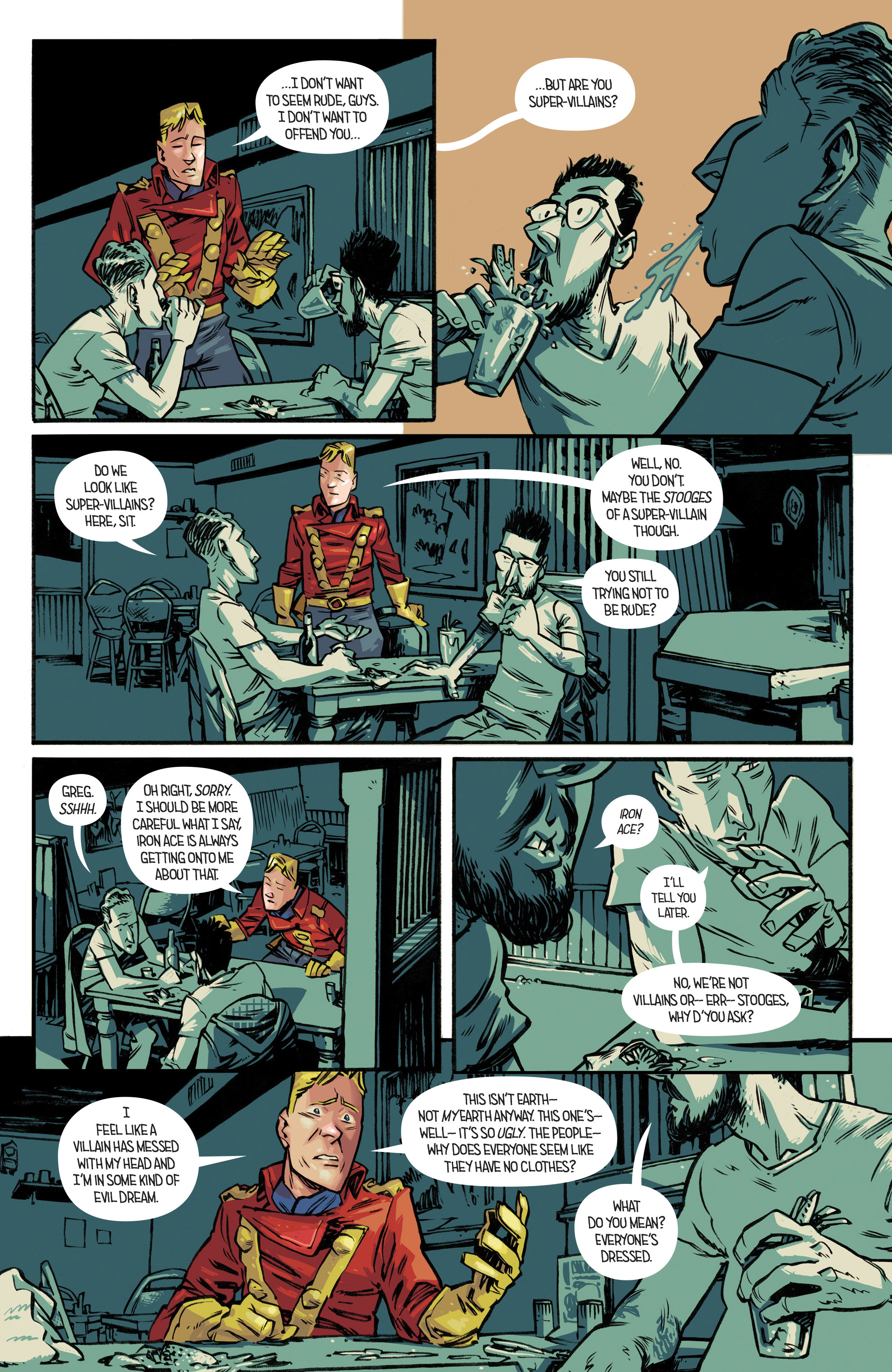 Read online Airboy comic -  Issue #2 - 11