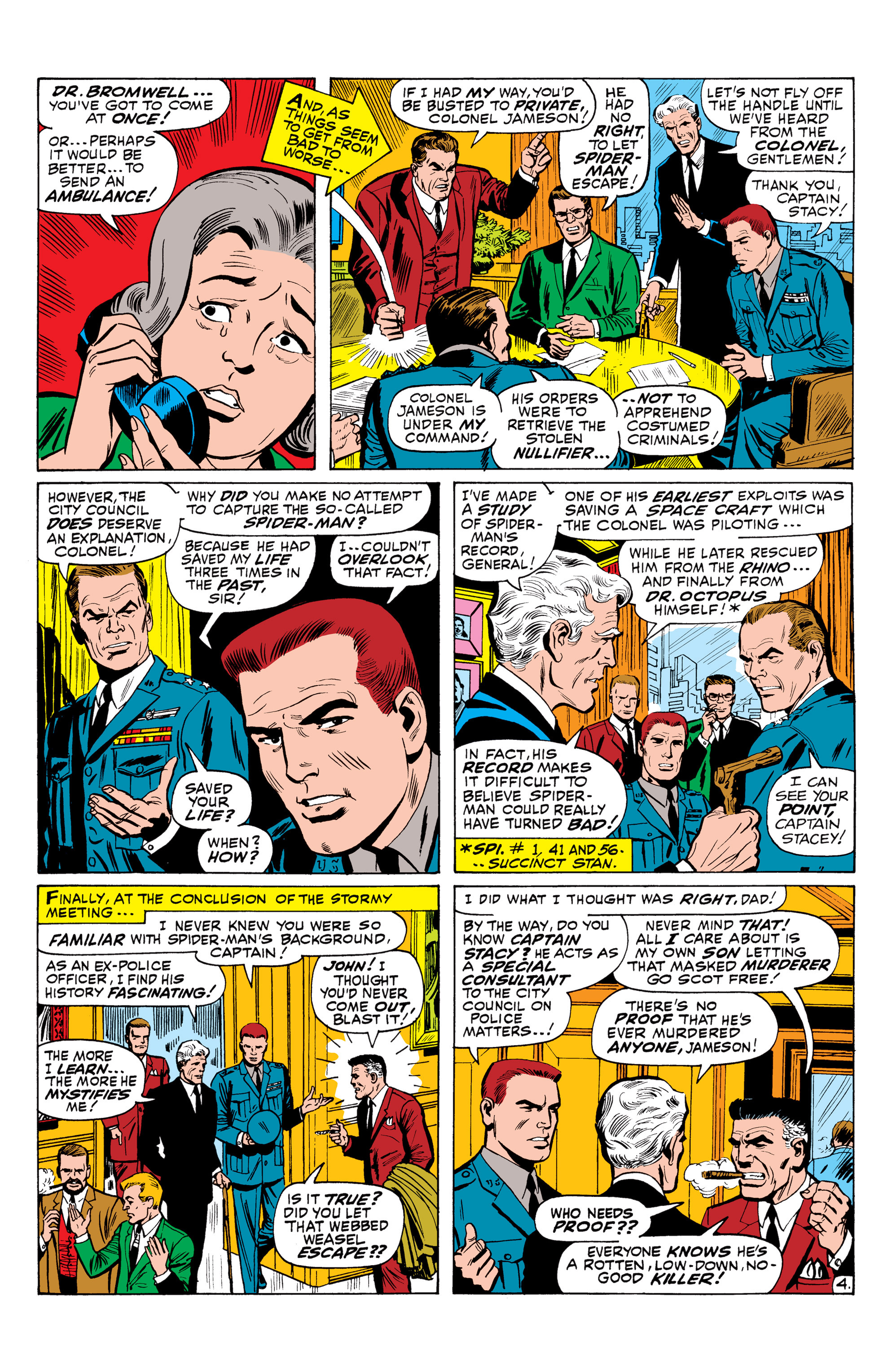 The Amazing Spider-Man (1963) 57 Page 4