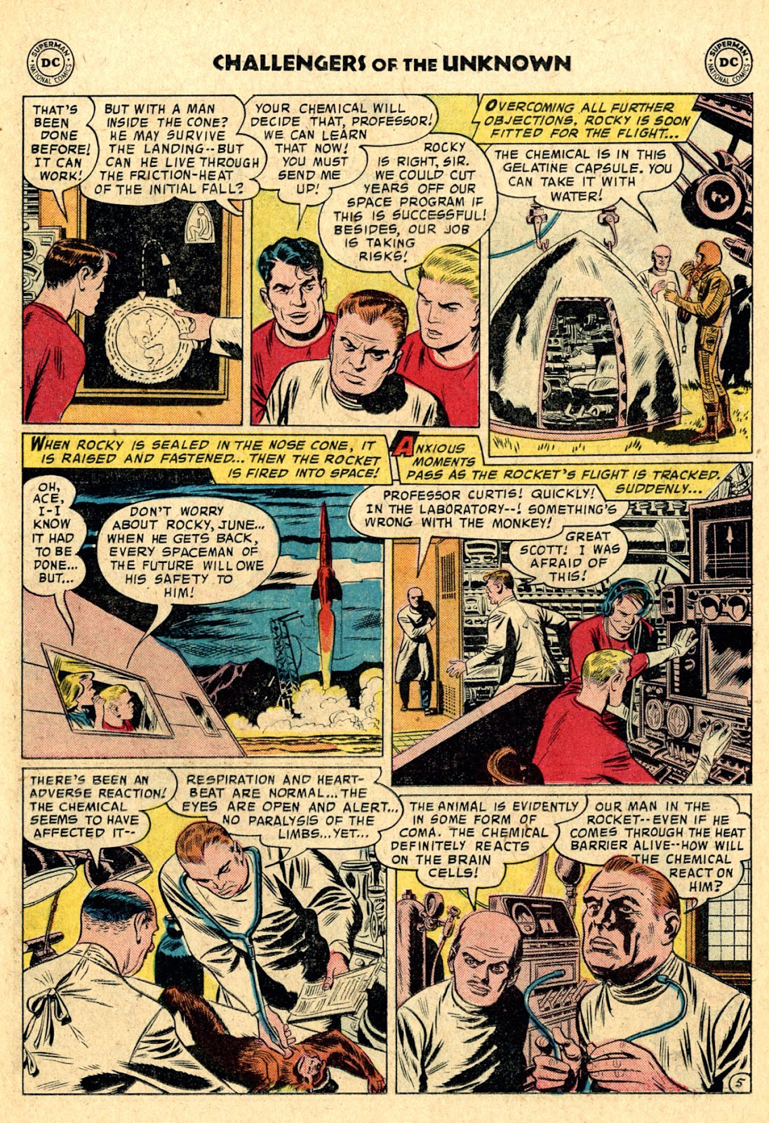 Challengers of the Unknown (1958) issue 3 - Page 23