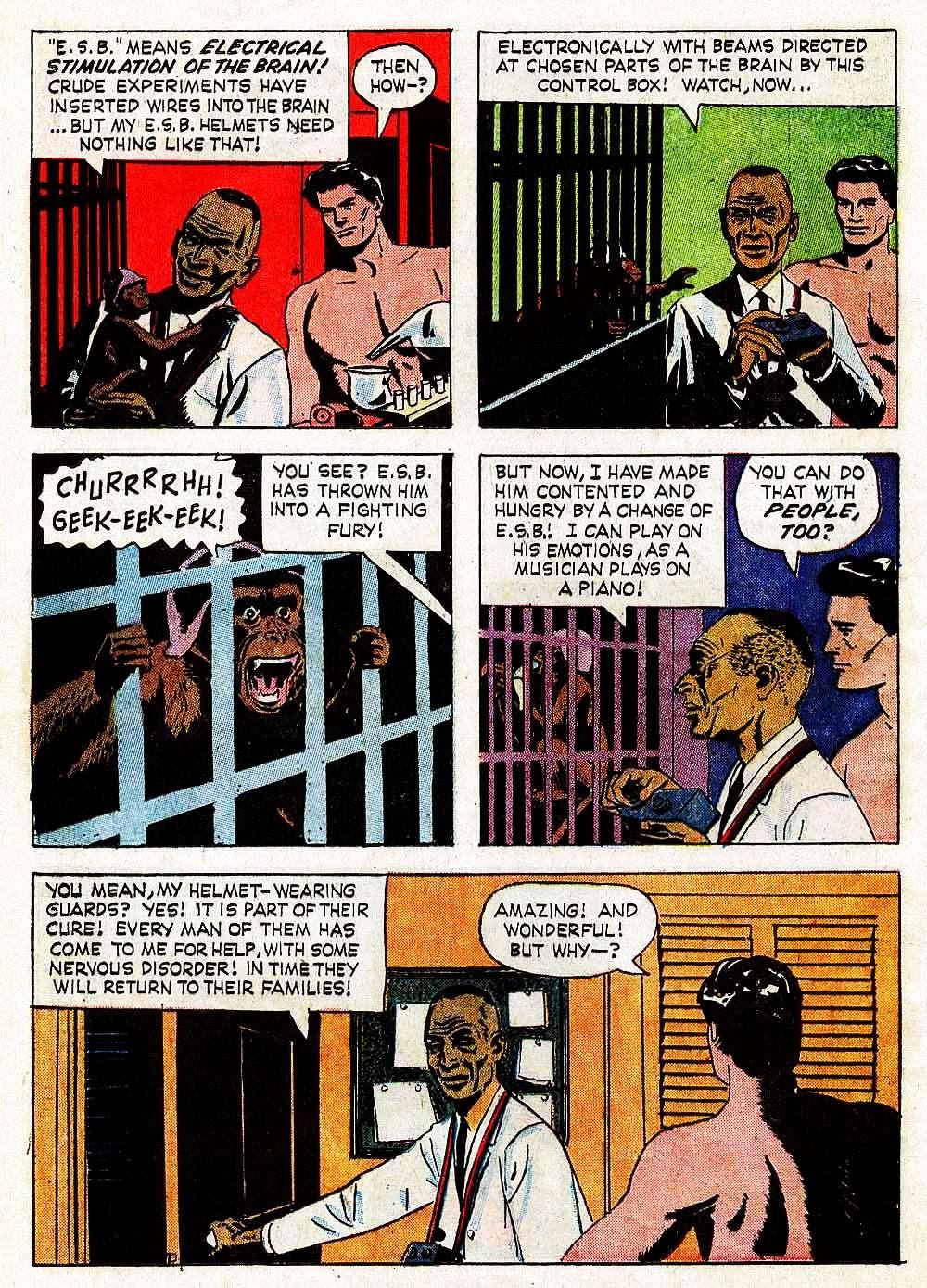 Tarzan (1962) issue 139 - Page 12