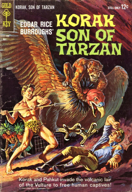 Korak, Son of Tarzan (1964) issue 3 - Page 1