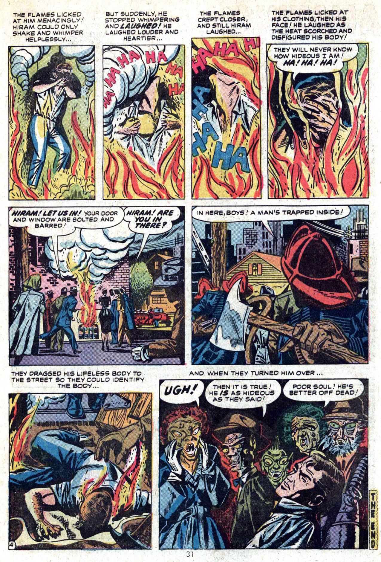 Read online Amazing Adventures (1970) comic -  Issue #23 - 32