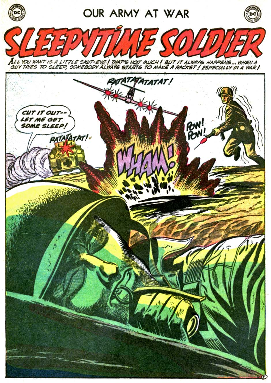 Our Army at War (1952) issue 58 - Page 10