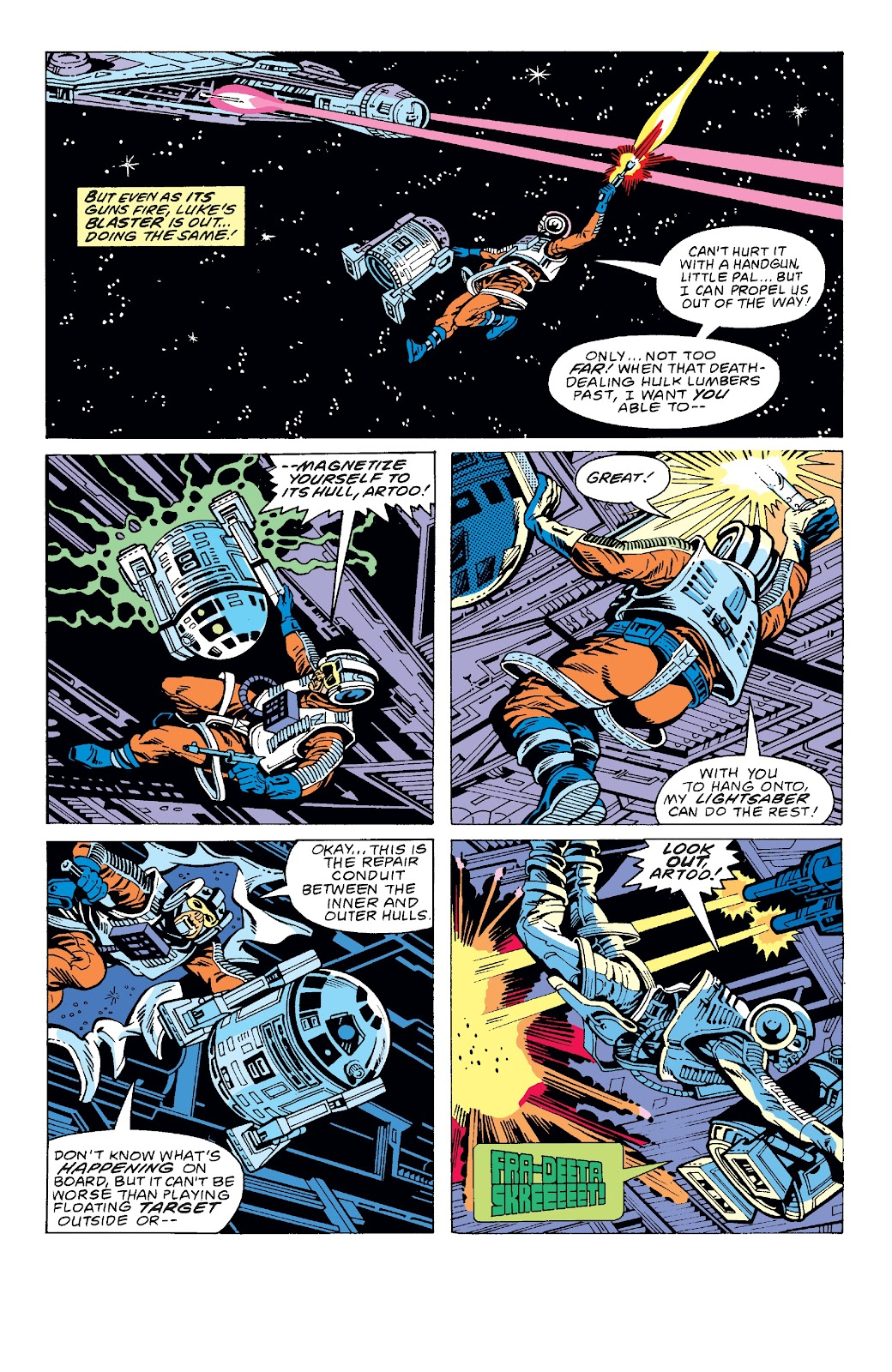 Read online Star Wars Legends: The Original Marvel Years - Epic Collection comic -  Issue # TPB 3 (Part 2) - 22