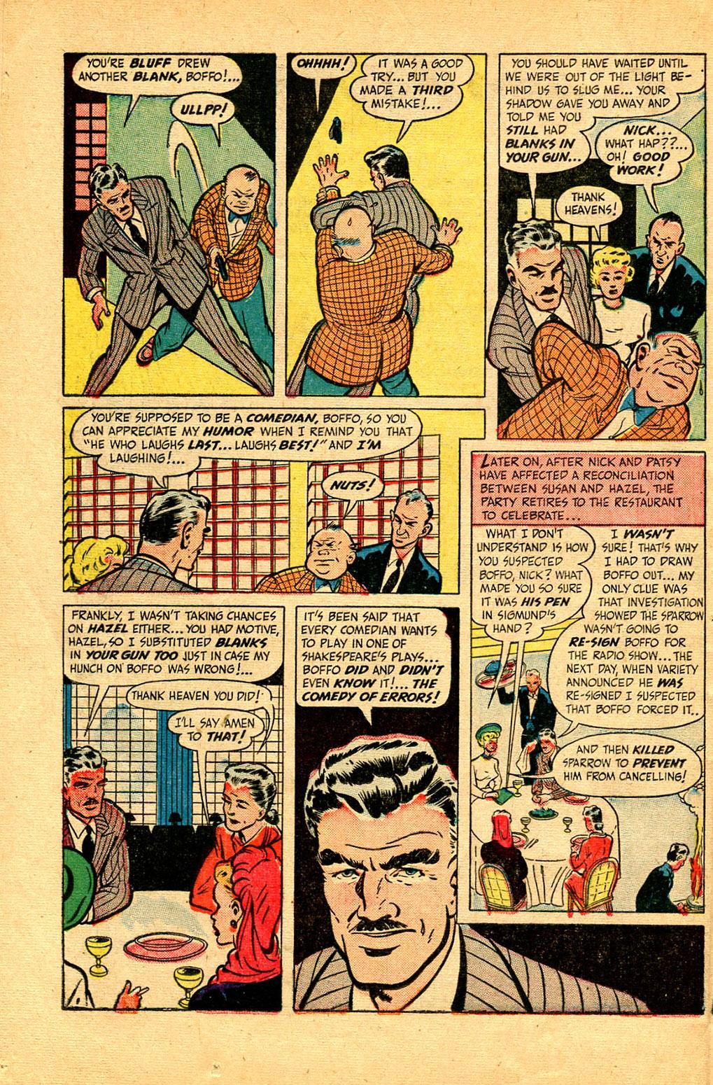 Read online Shadow Comics comic -  Issue #97 - 36
