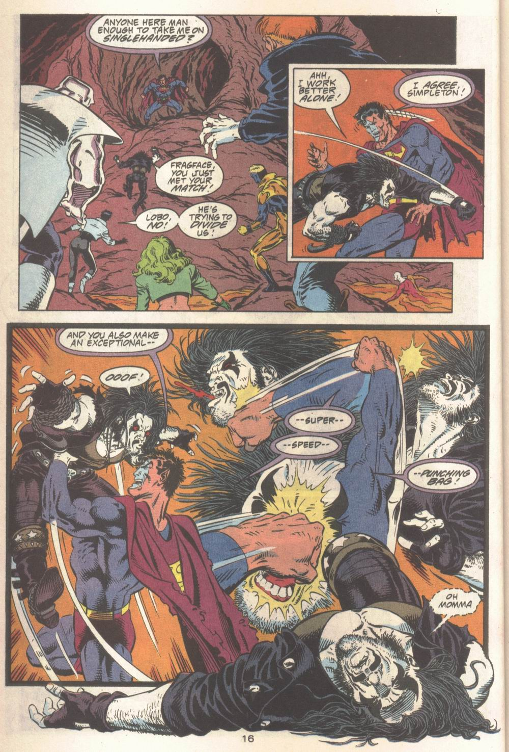 Read online Adventures of Superman (1987) comic -  Issue #Adventures of Superman (1987) _Annual 4 - 17