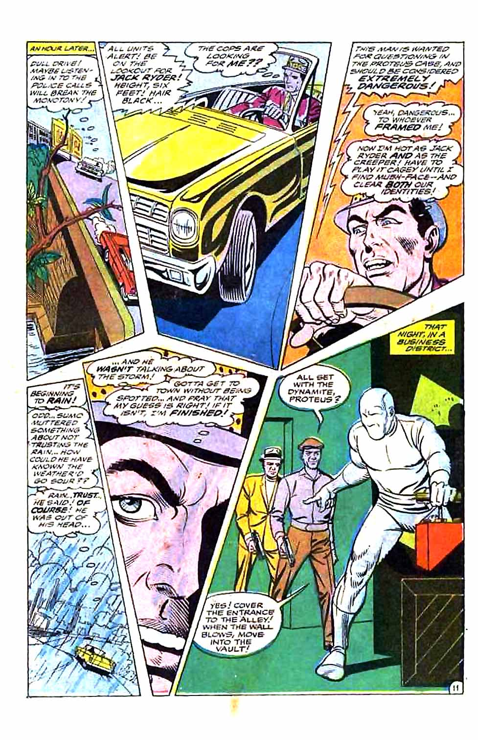 Beware The Creeper (1968) issue 5 - Page 15