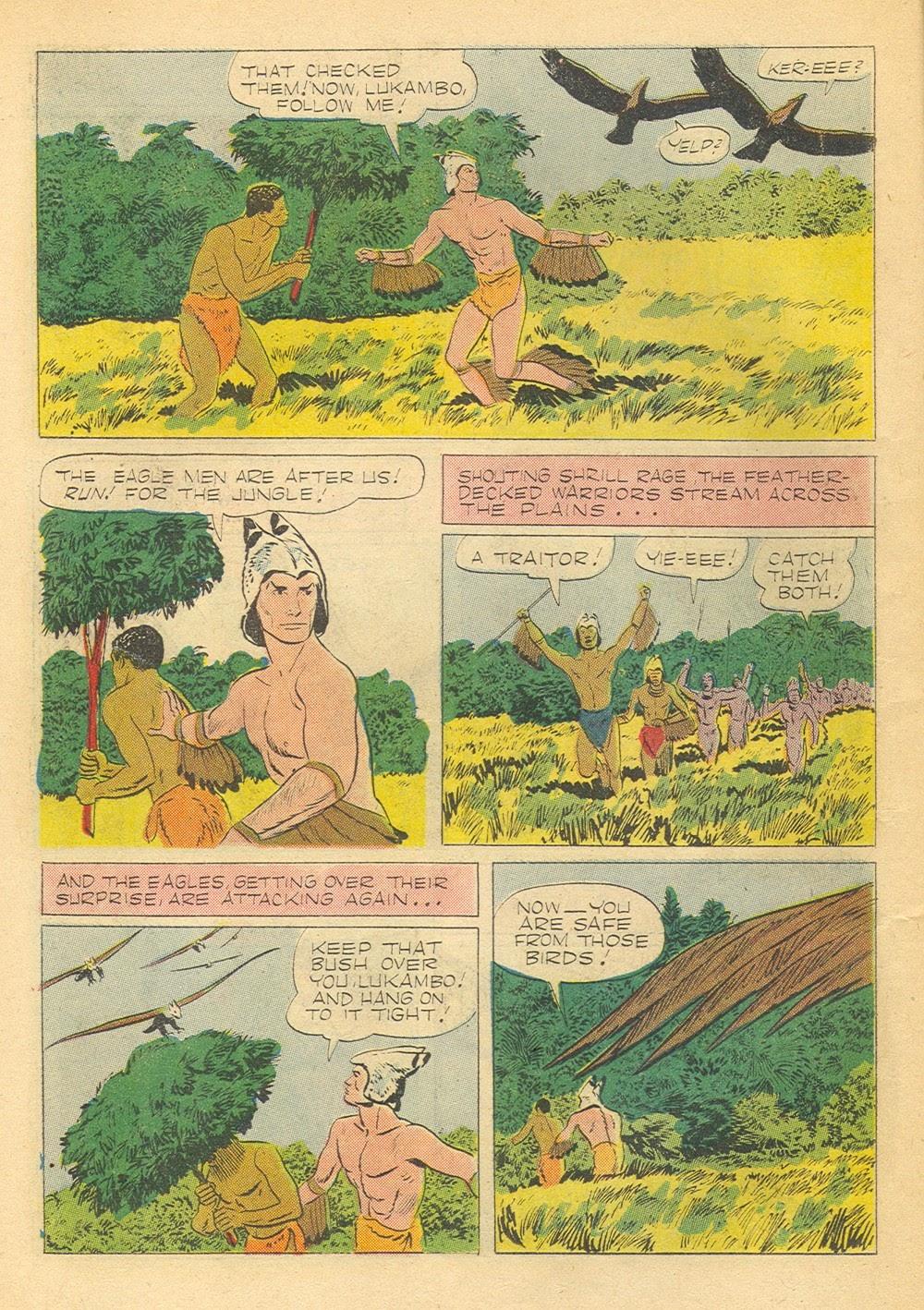 Tarzan (1948) issue 75 - Page 14