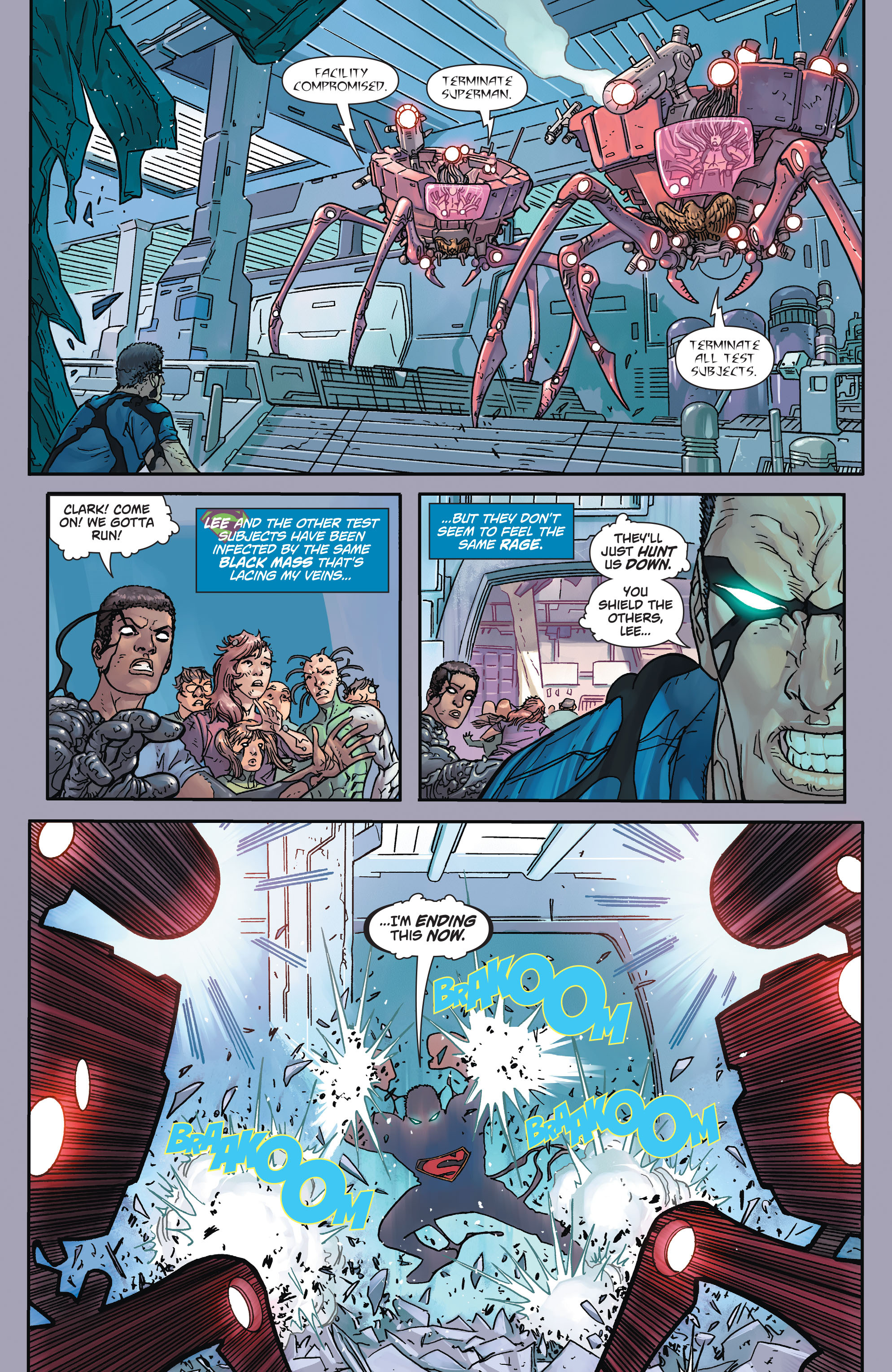 Read online Action Comics (2011) comic -  Issue #46 - 5