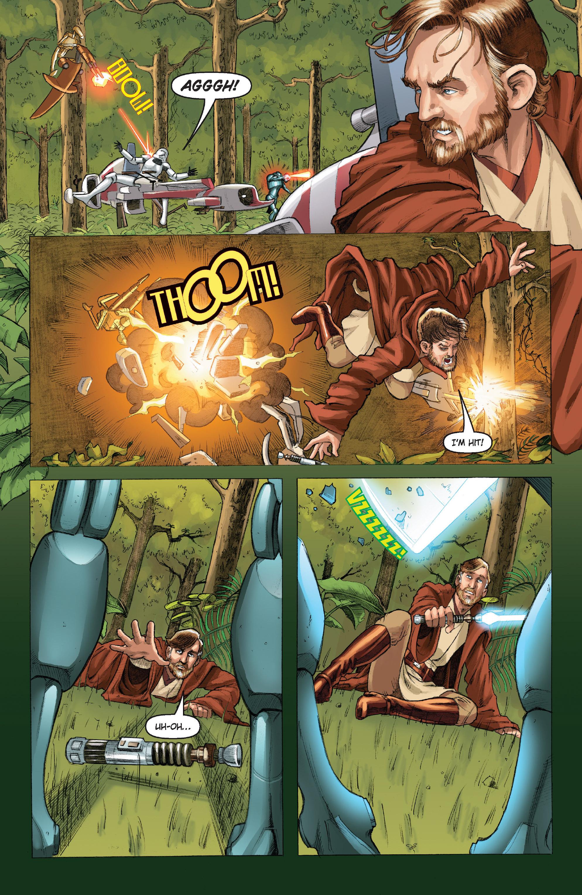 Read online Star Wars Omnibus comic -  Issue # Vol. 26 - 197