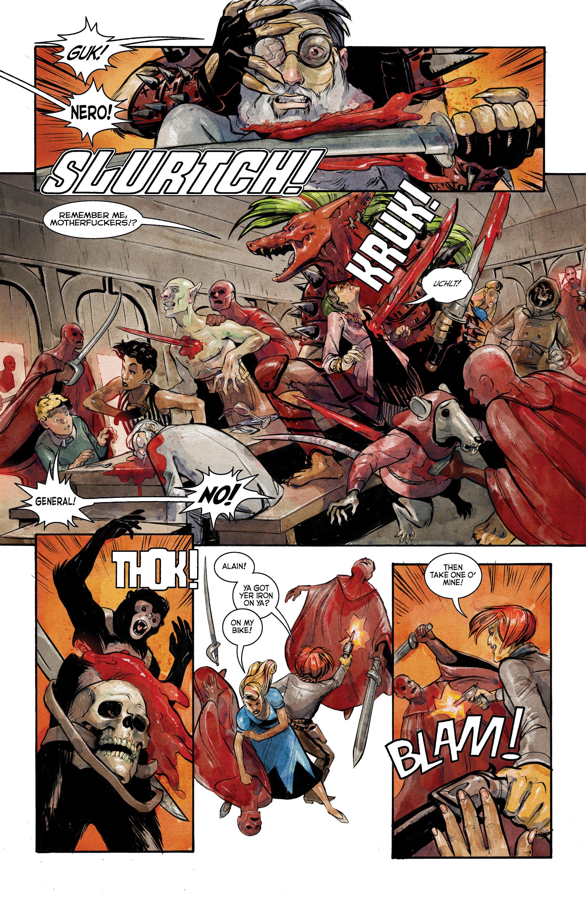 Read online Shutter comic -  Issue #22 - 11