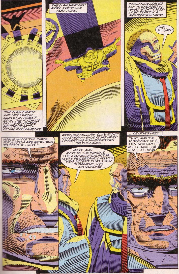 Read online Cyberspace 3000 comic -  Issue #2 - 7
