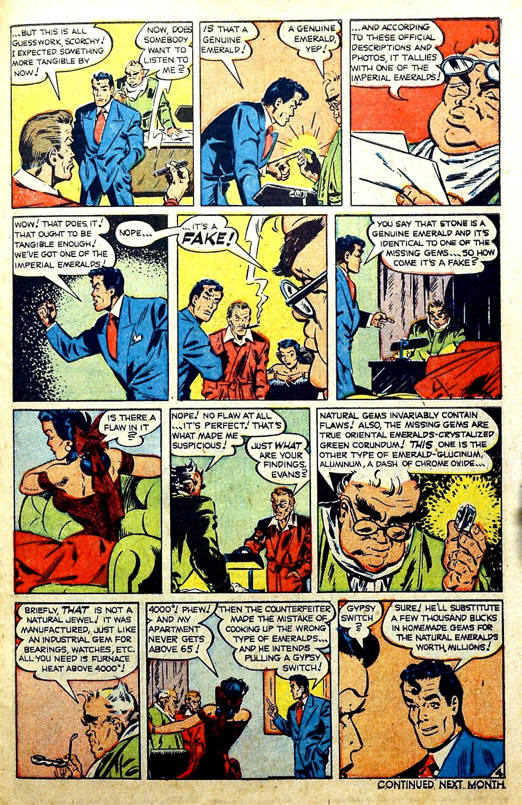 Read online Famous Funnies comic -  Issue #185 - 38