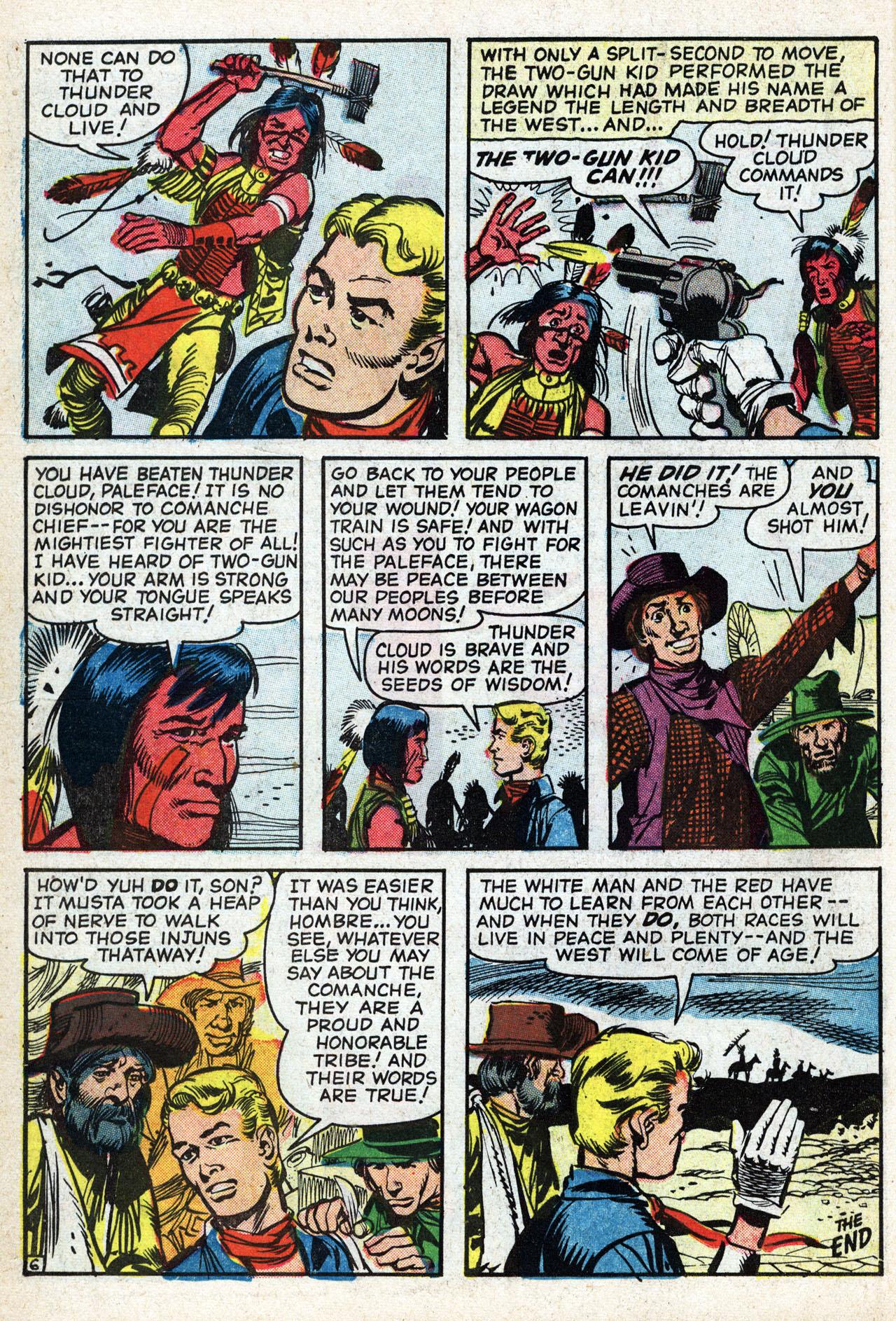 Read online Two-Gun Kid comic -  Issue #46 - 18