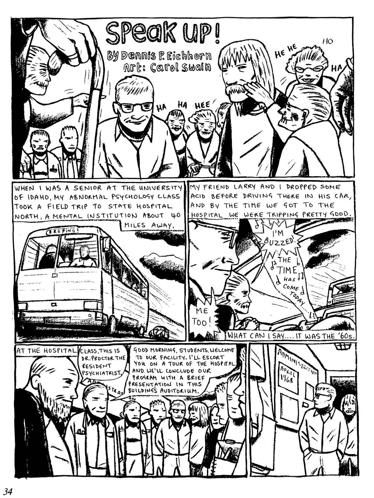 Drawn & Quarterly (1990) issue 8 - Page 36