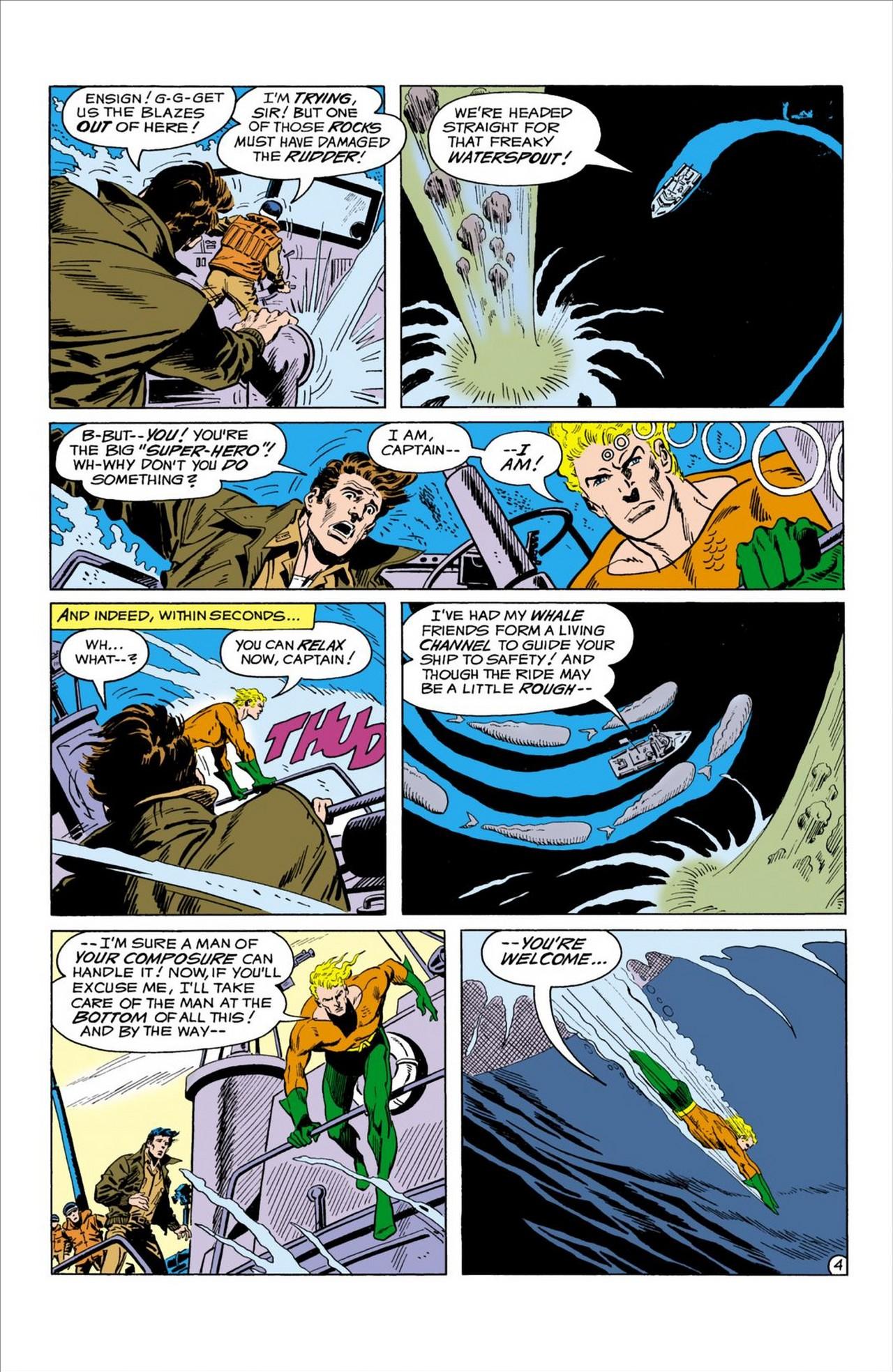 Read online Aquaman (1962) comic -  Issue #59 - 5