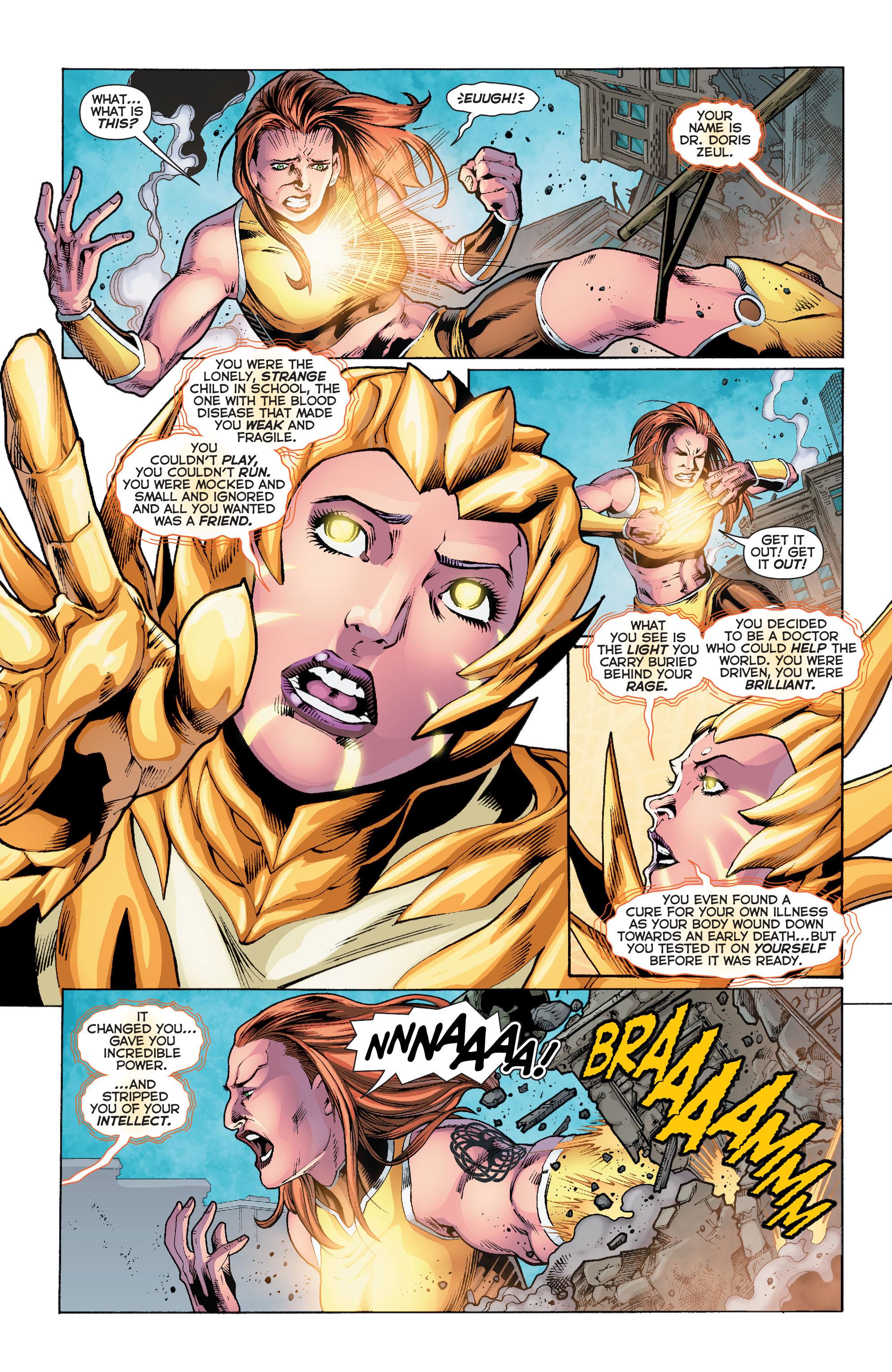 Read online Trinity of Sin: Pandora comic -  Issue #10 - 16
