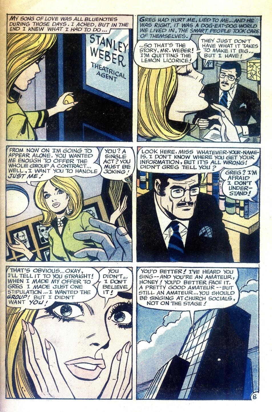 Read online Secret Hearts comic -  Issue #148 - 31